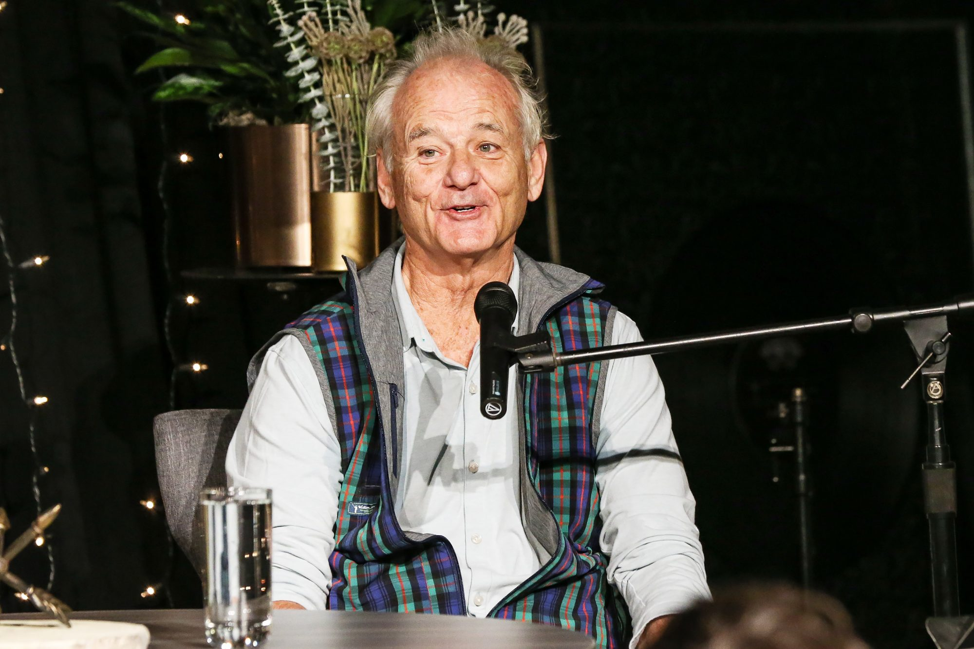 Up Close And Personal With John Prine And Bill Murray