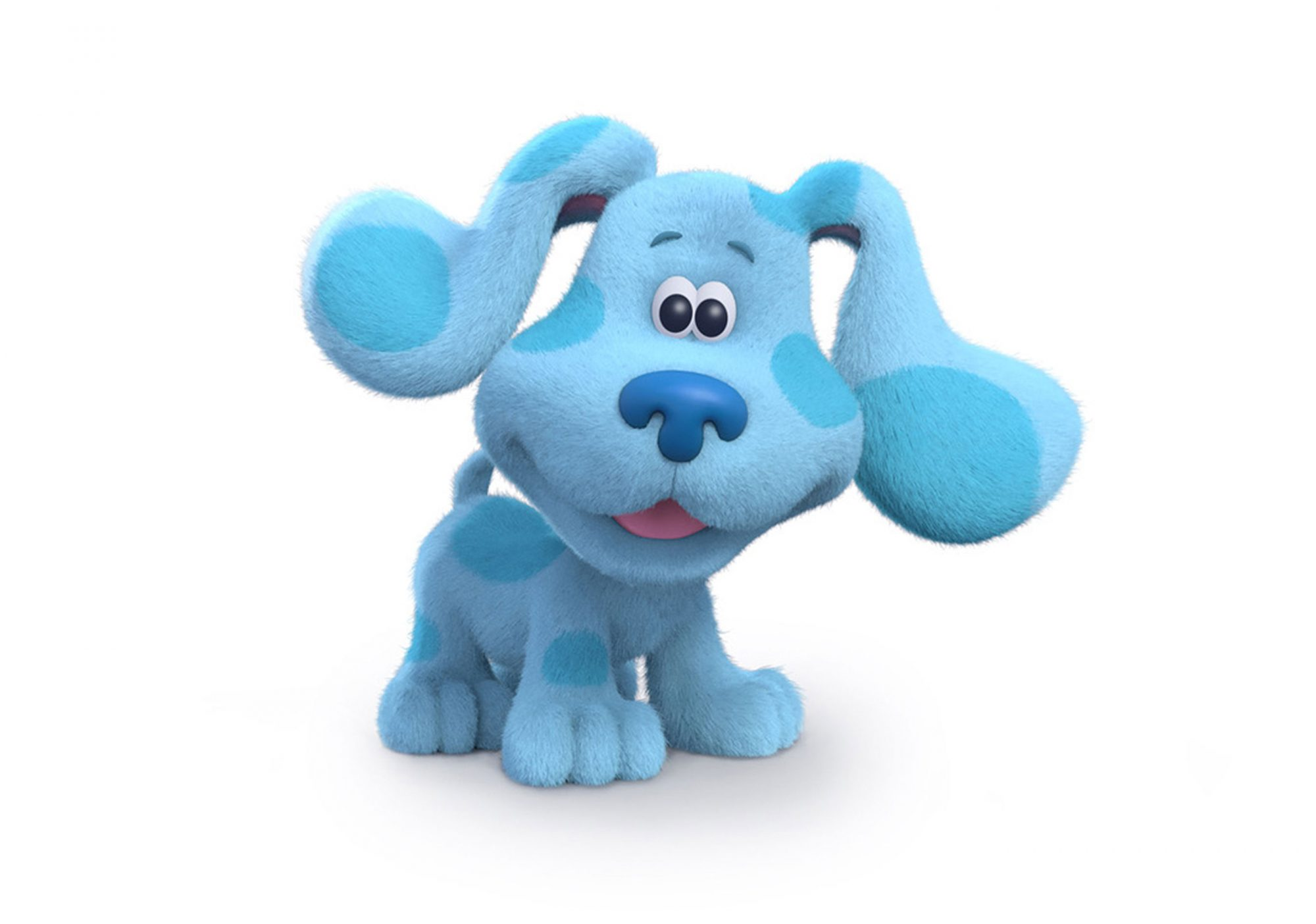 Blue's Clues Has a New Host and Show Title! Credit: Courtesy Nickelodeon
