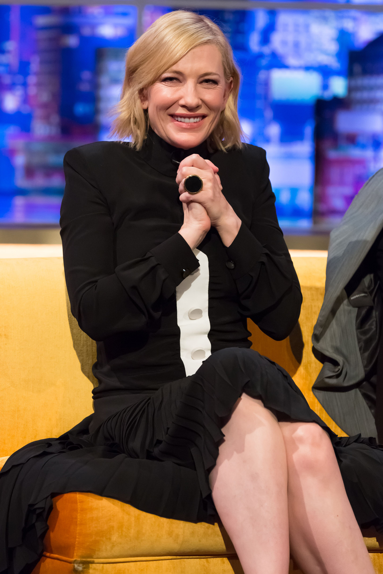 'The Jonathan Ross Show', TV show, Series 13, Episode 2, London, UK - 08 Sep 2018