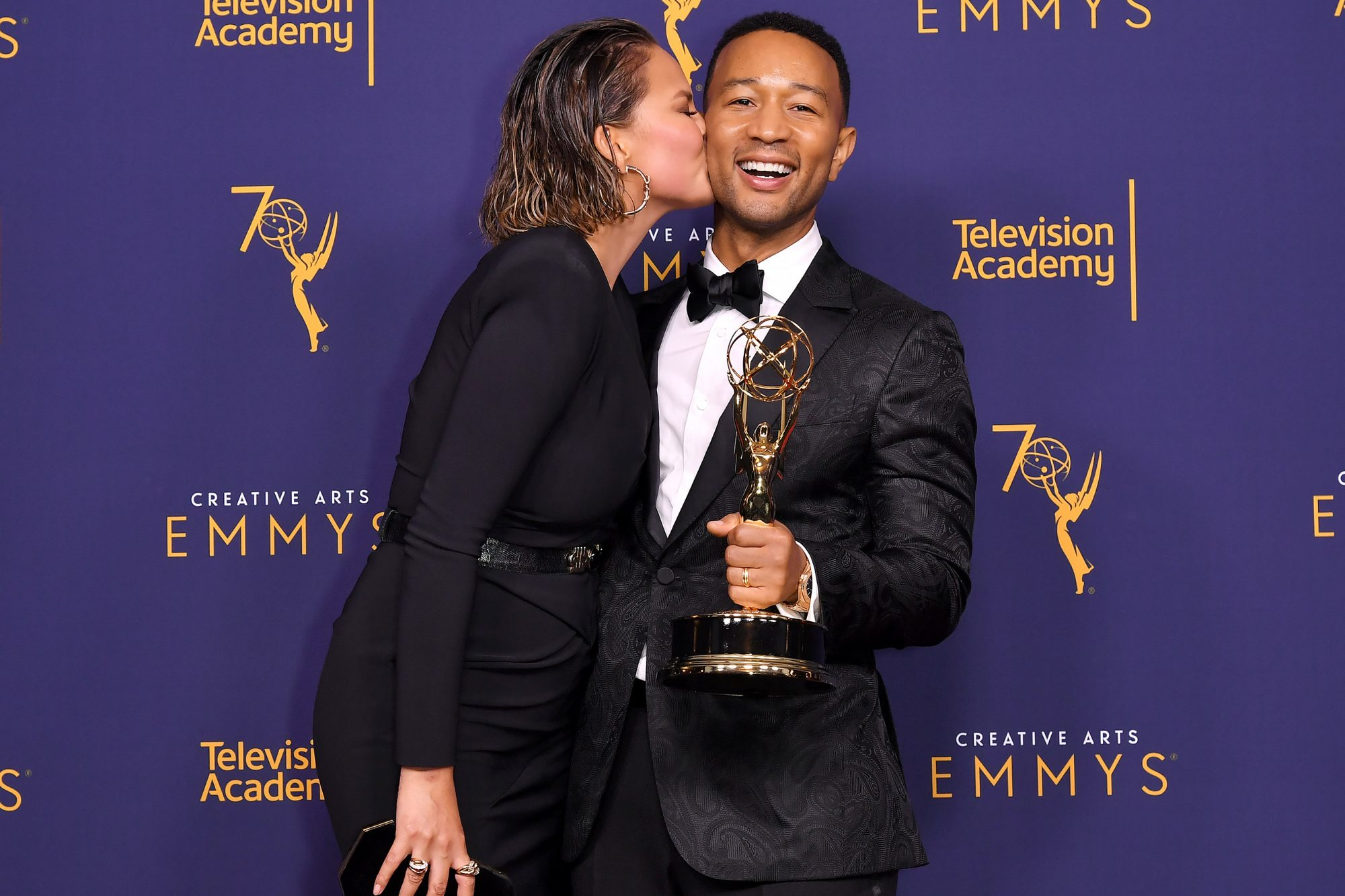Creative Arts Emmys, Press Room, Day 2, Los Angeles, USA - 09 Sep 2018