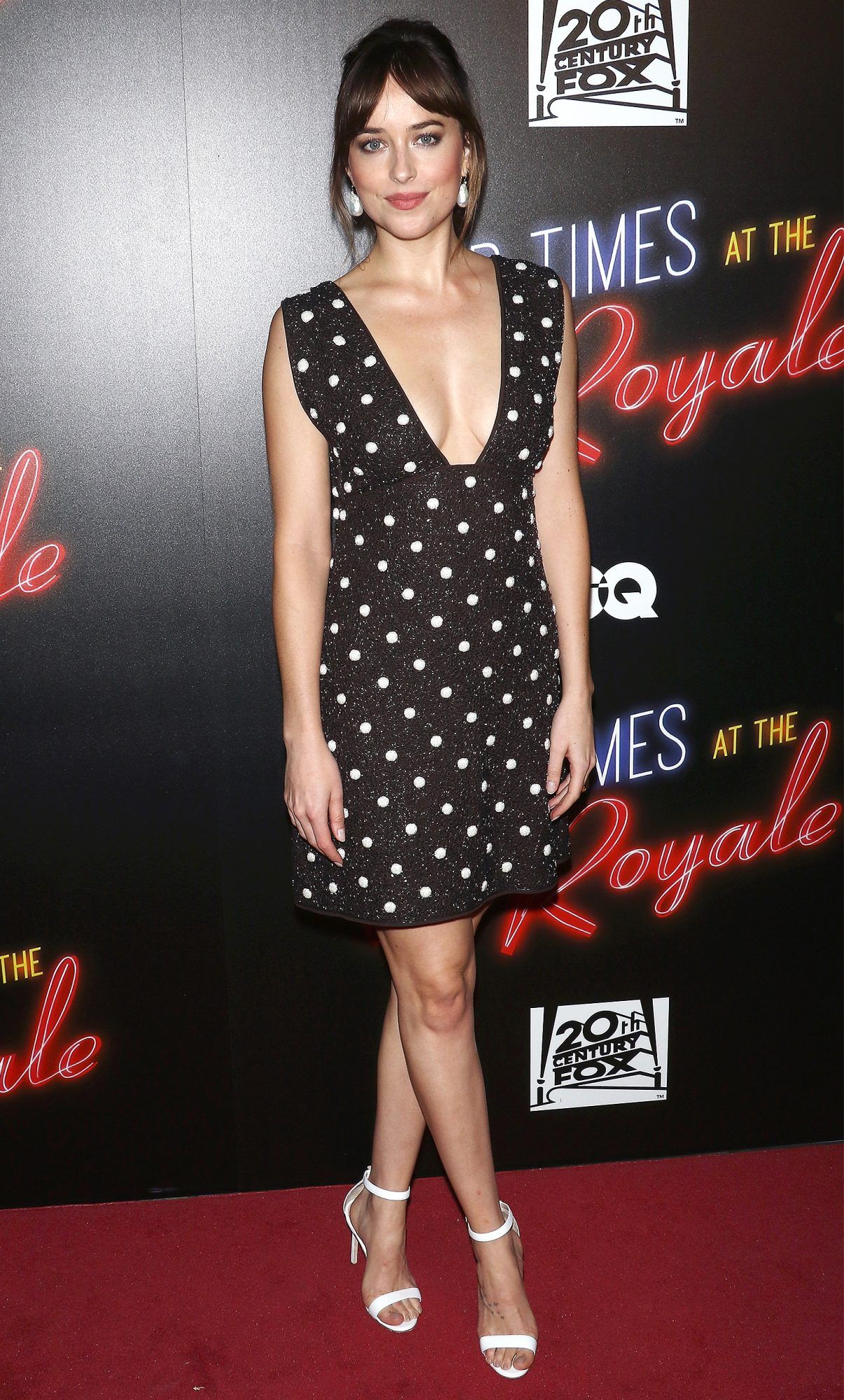"""Bad Times At The El Royale"" New York Screening"