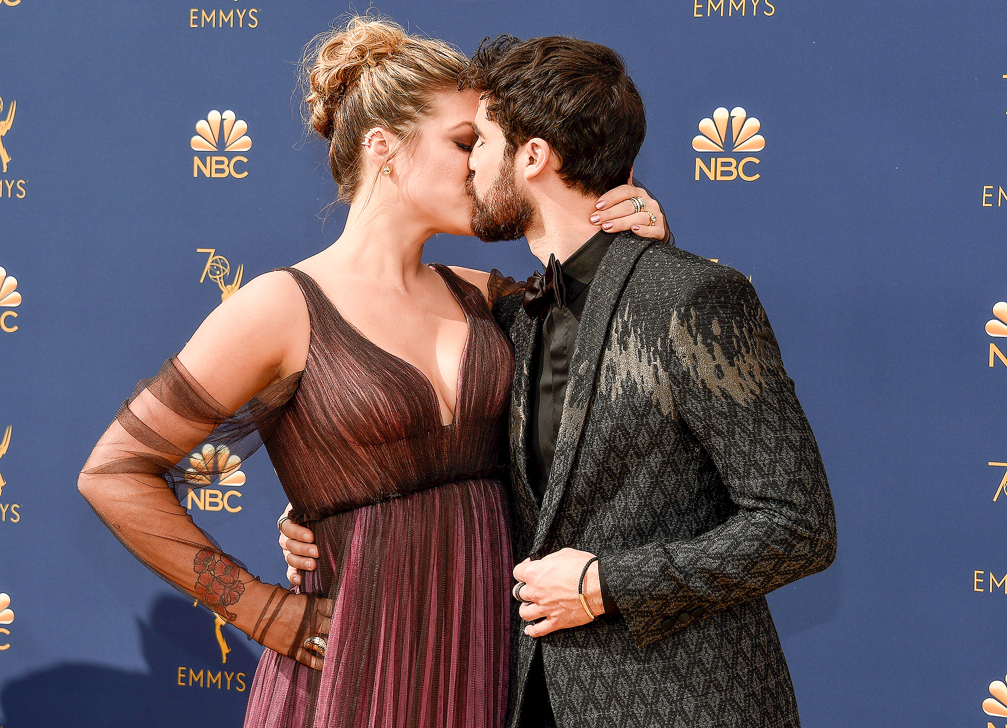 "NBC's ""70th Annual Primetime Emmy Awards"" - Arrivals"
