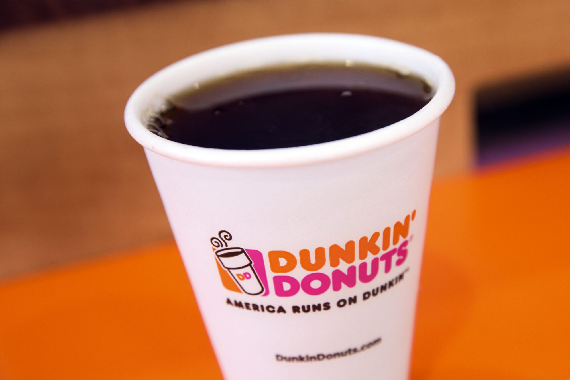 Inside A Dunkin' Donuts Inc. Restaurant As Company Plans For More Locations