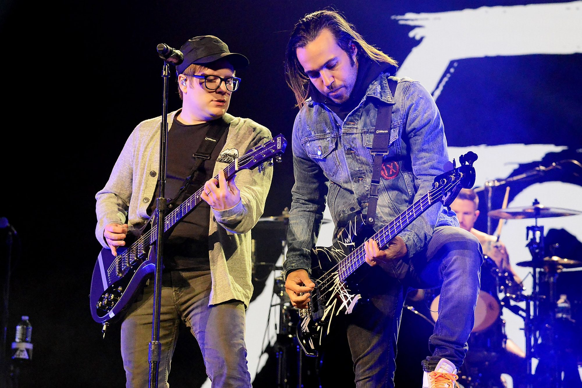 Fall Out Boy & Machine Gun Kelly In Concert - Uniondale, NY