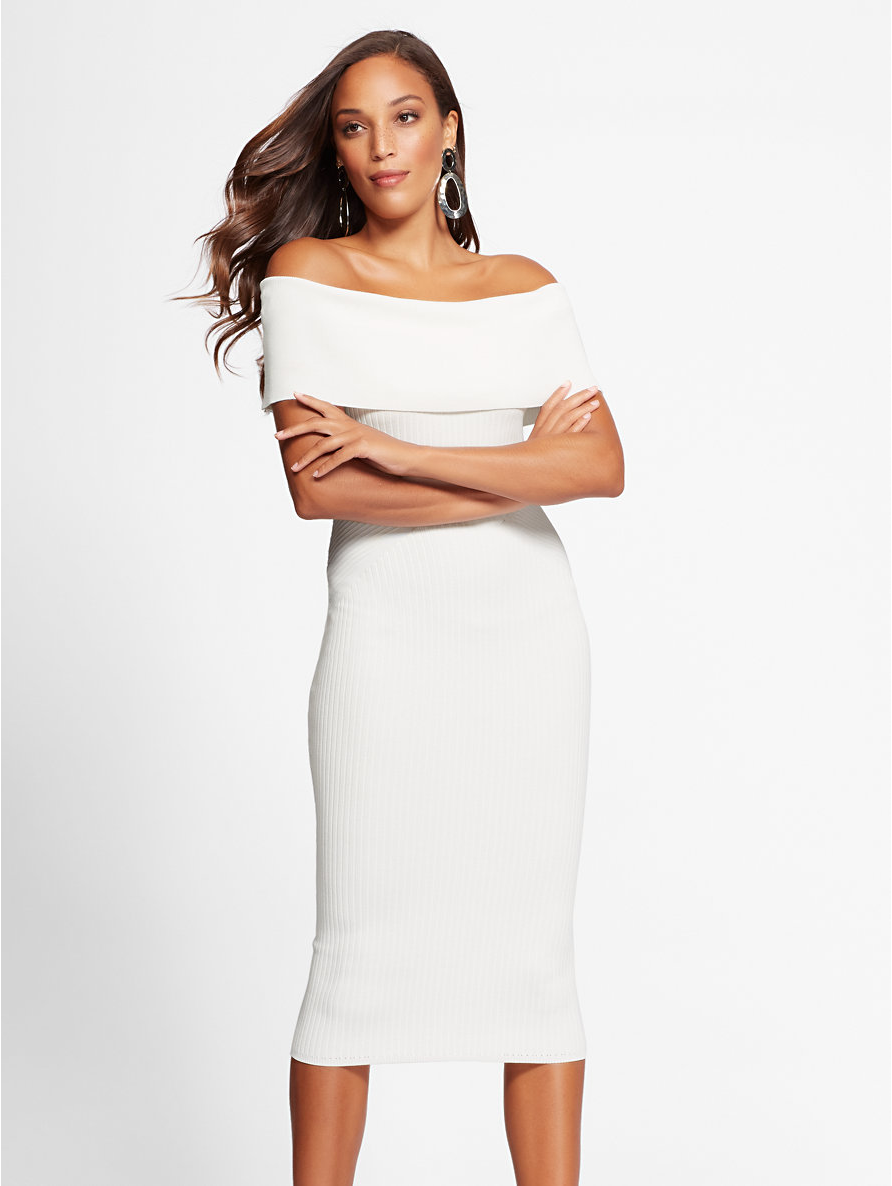 gabrielle union ny and co dress