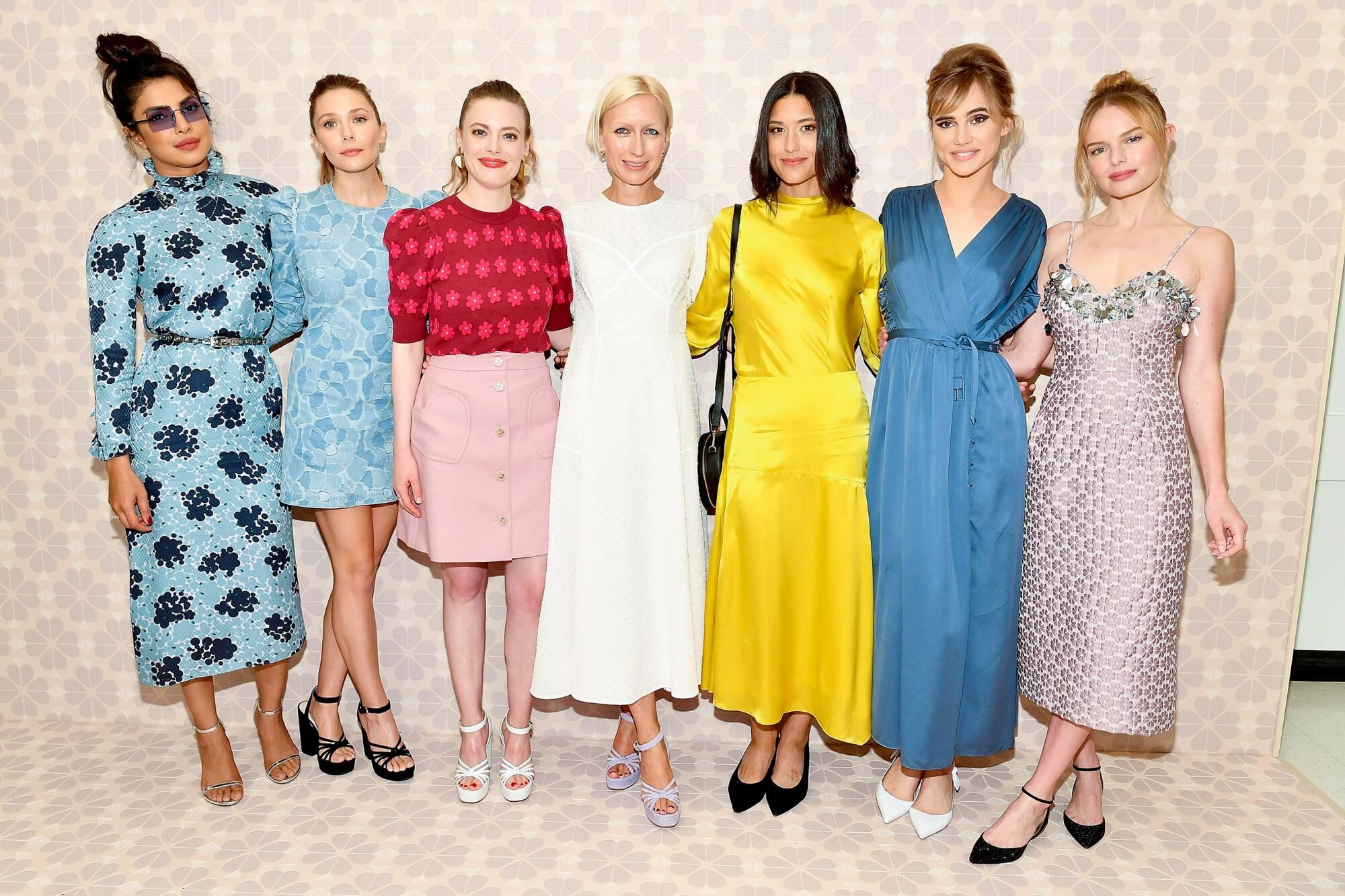 Kate Spade Brand Honors Late Designer At Fashion Week Show People Com