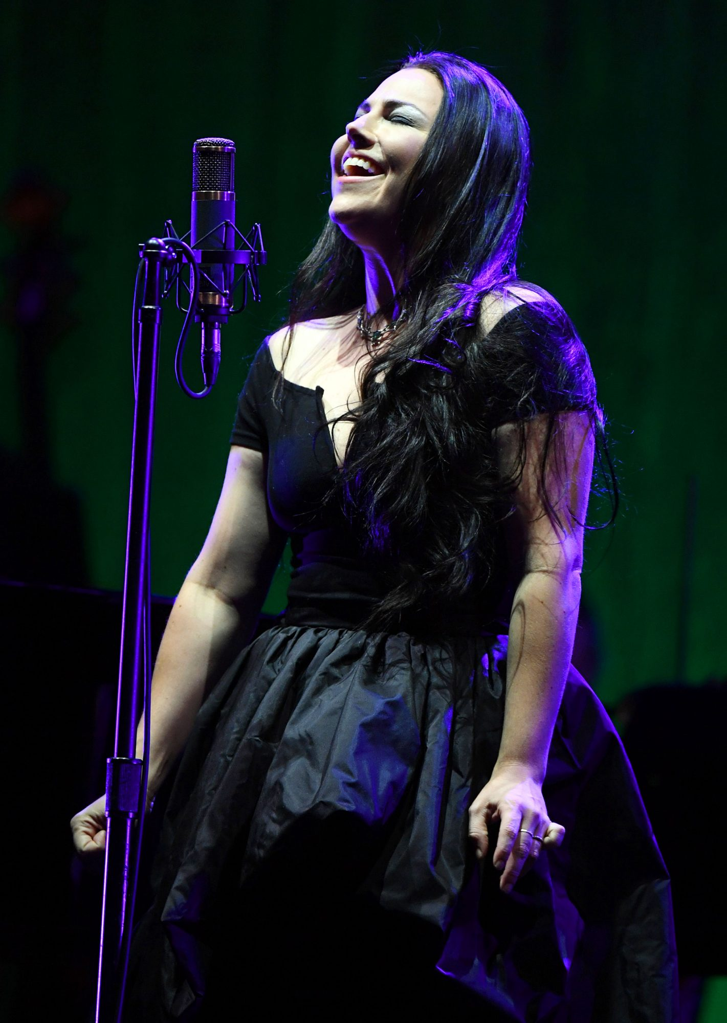 Evanescence Kicks Off Tour At Pearl Concert Theater In Las Vegas