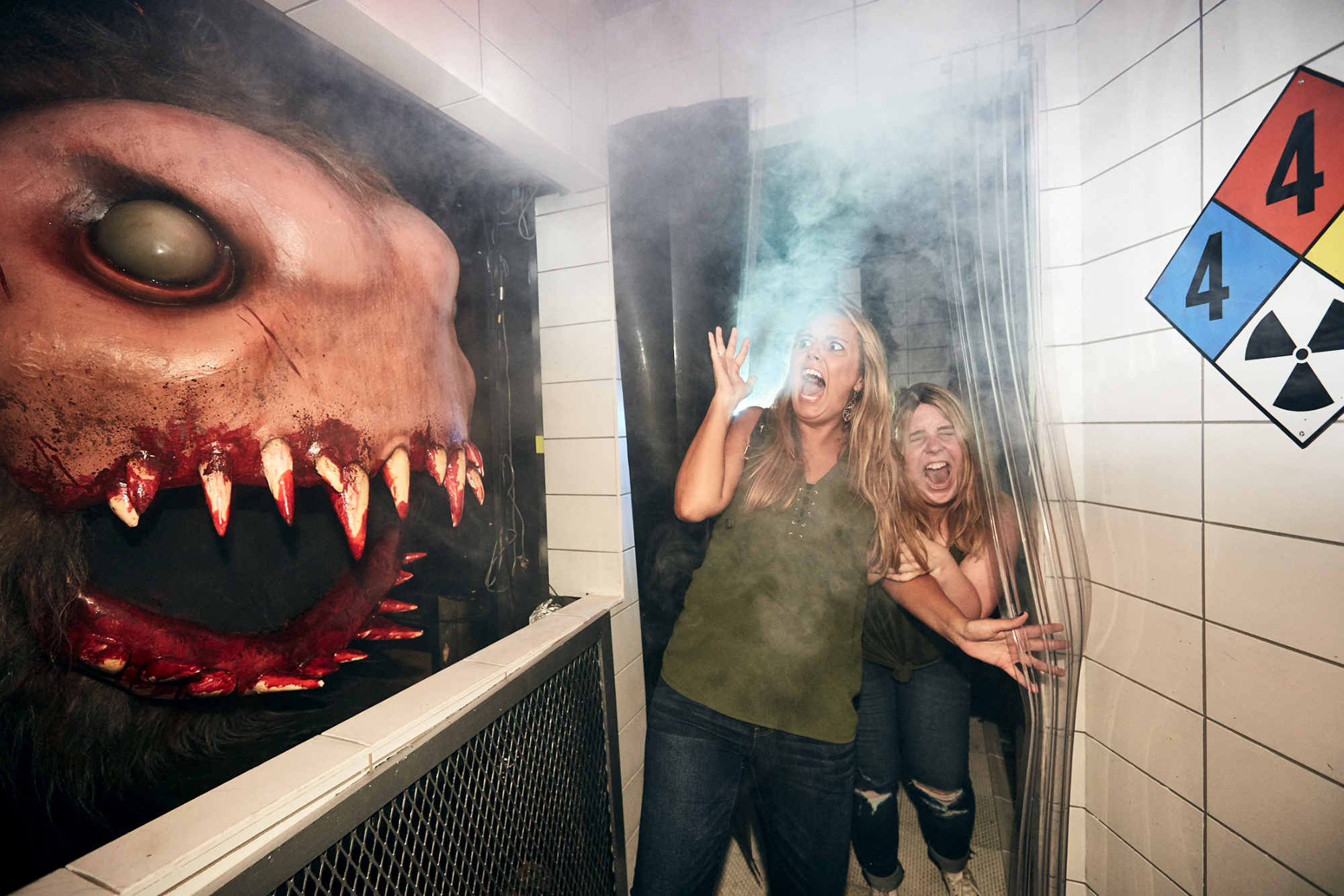Halloween Horror NightsCredit: Universal Orlando Resort