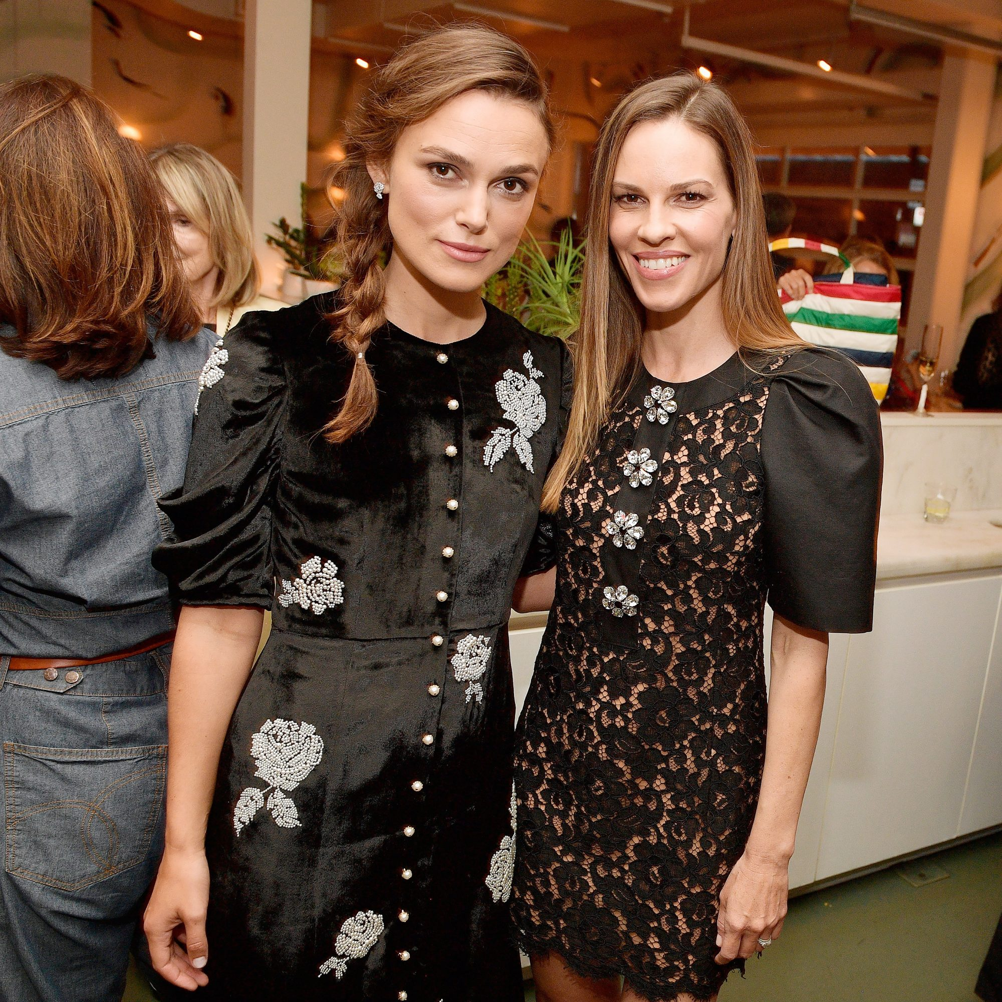 """The Hollywood Reporter And Hudson's Bay Celebrate """"Colette"""" And """"What They Had"""" With Bleecker Street And Elevation Pictures At TIFF"""