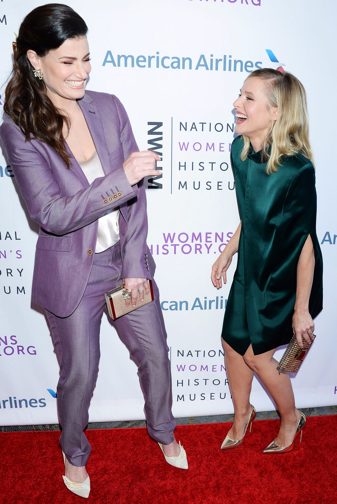 National Women's History Museum Women Making History Awards, Los Angeles, USA - 15 Sep 2018