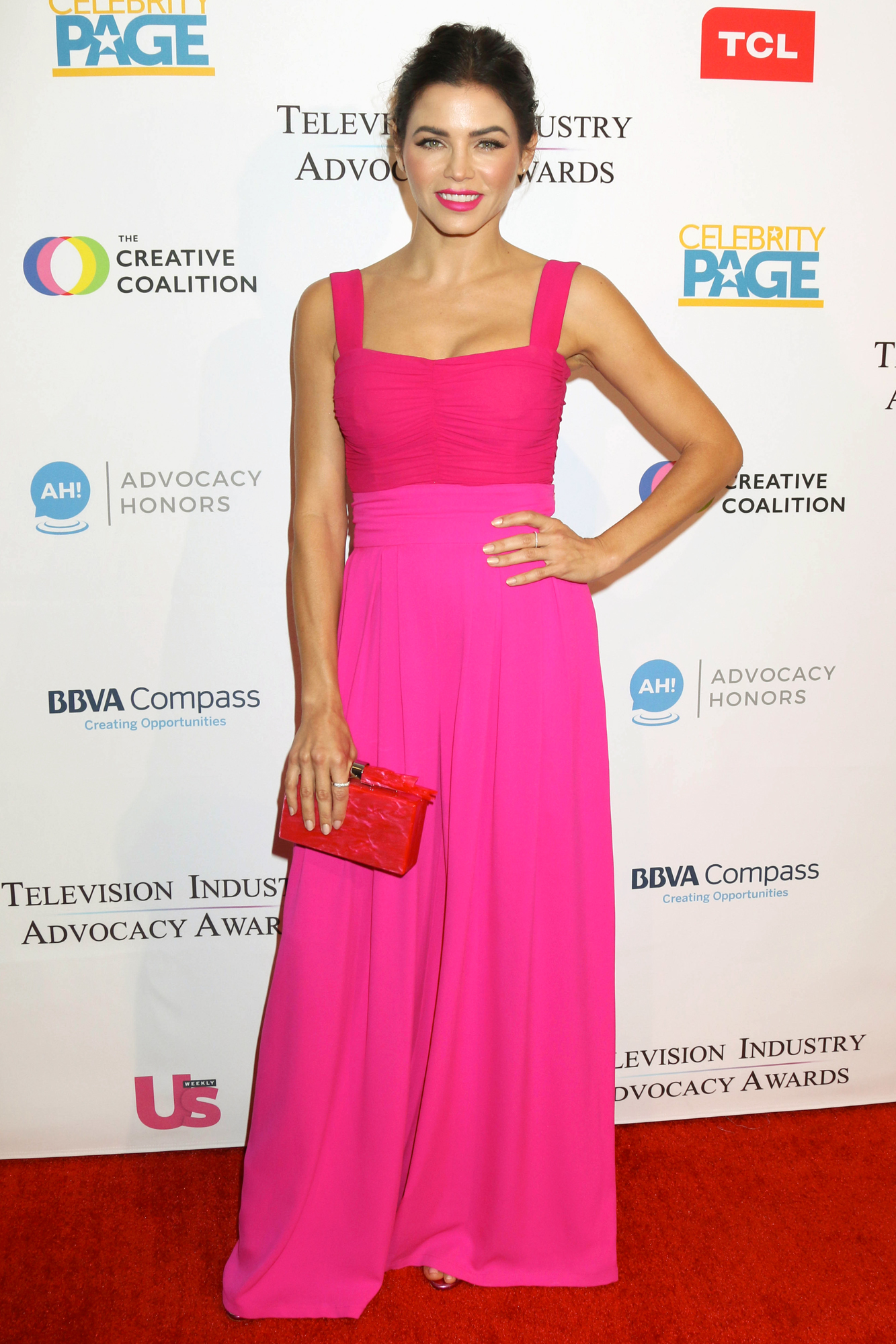 Television Industry Advocacy Awards, Los Angeles, USA - 15 Sep 2018