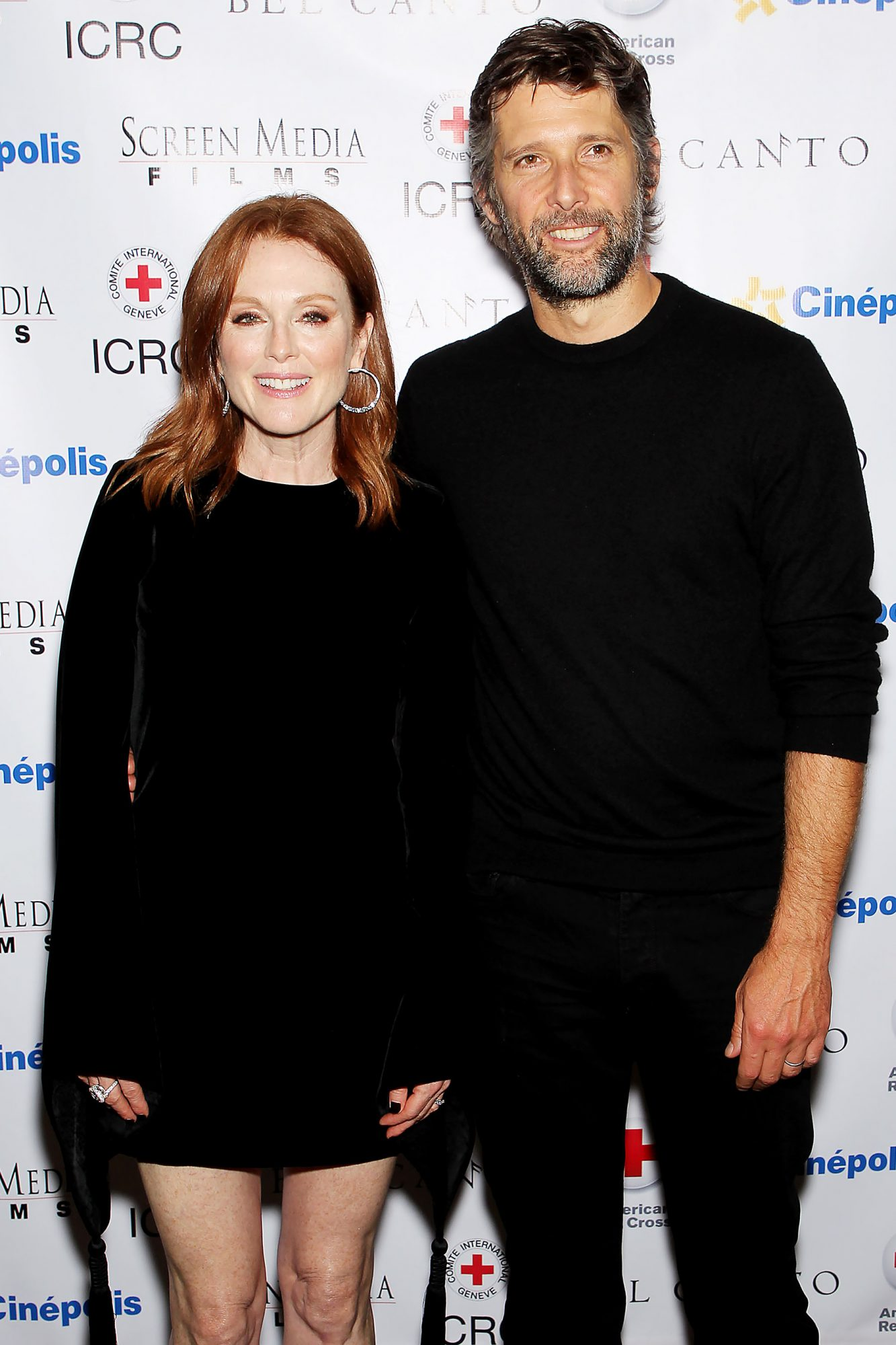 New York Premiere of Screen Media's new Film 'Bel Canto' hosted by the American Red Cross & Cinepolis Theaters, New York, USA - 13 Sep 2018
