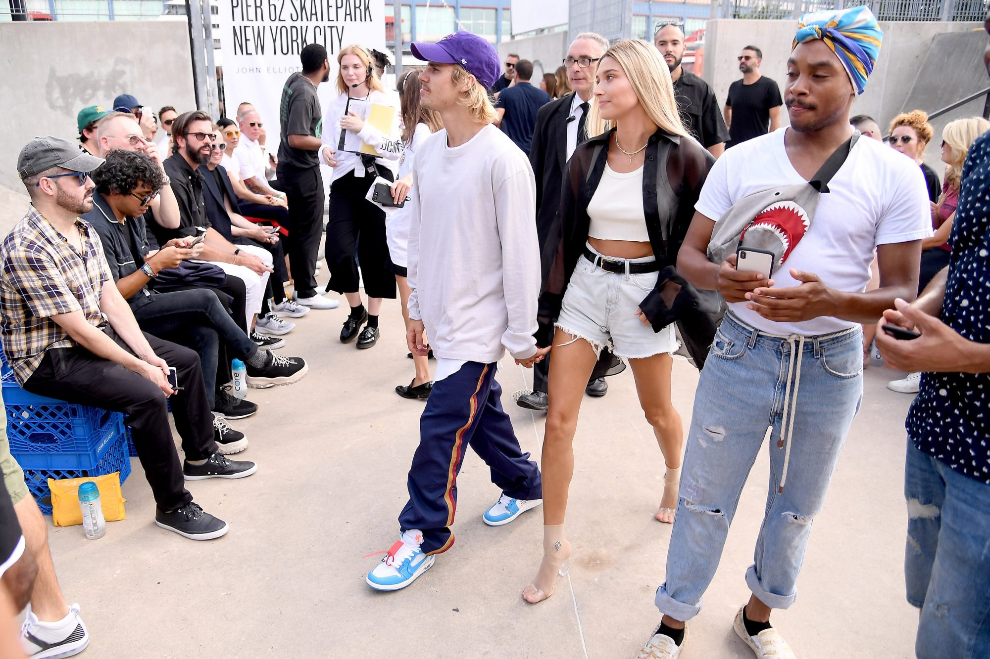 John Elliott - Front Row - September 2018 - New York Fashion Week: The Shows