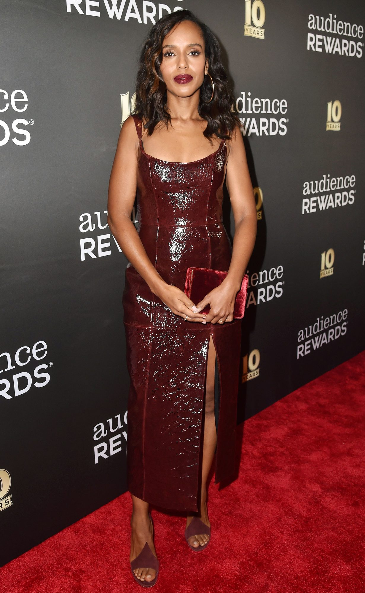 10th Anniversary of Audience Rewards, Arrivals, New York, USA - 24 Sep 2018