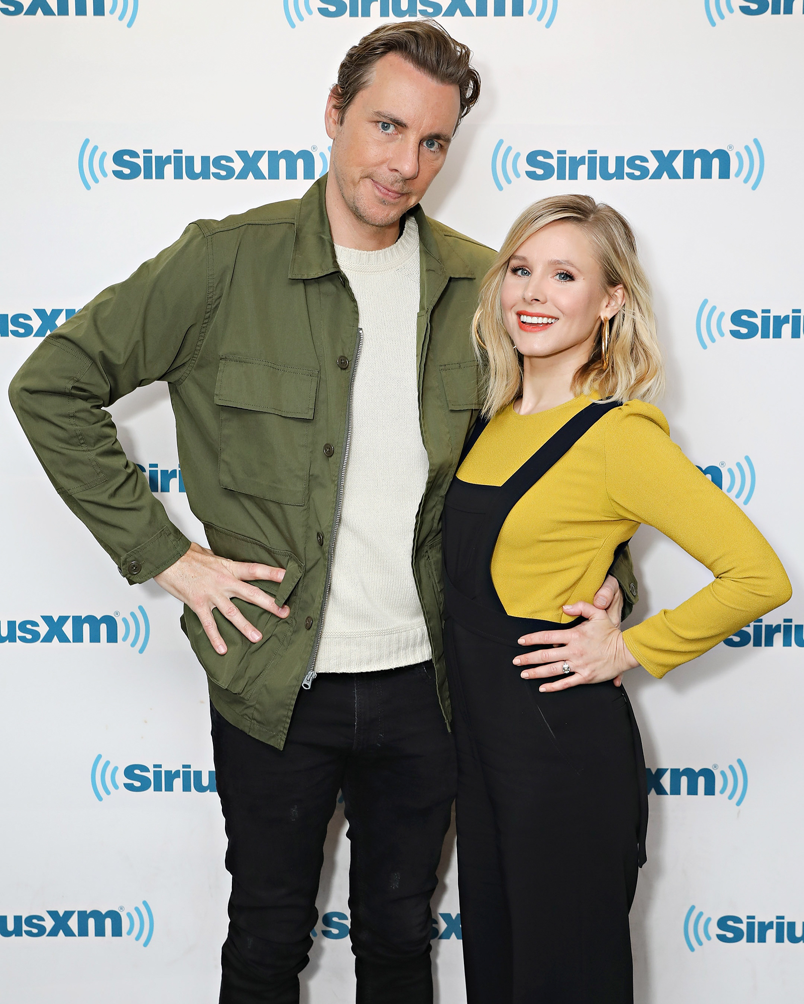 Celebrities Visit SiriusXM - March 22, 2017