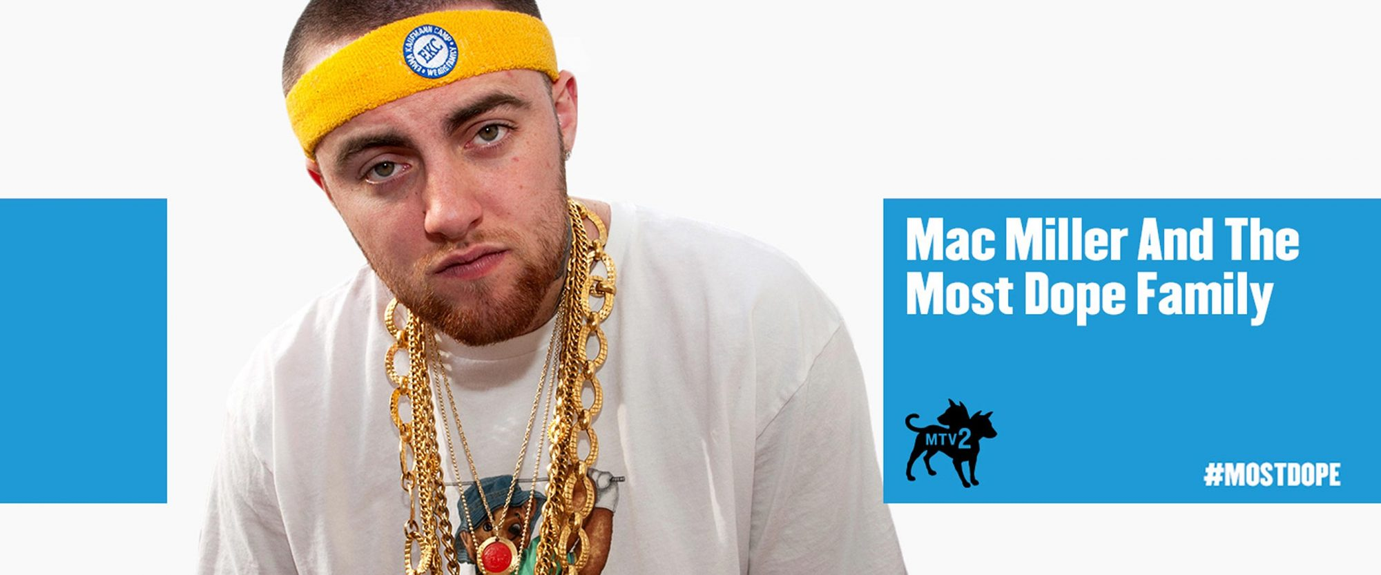 mac miller and the most dope familyCredit: MTV