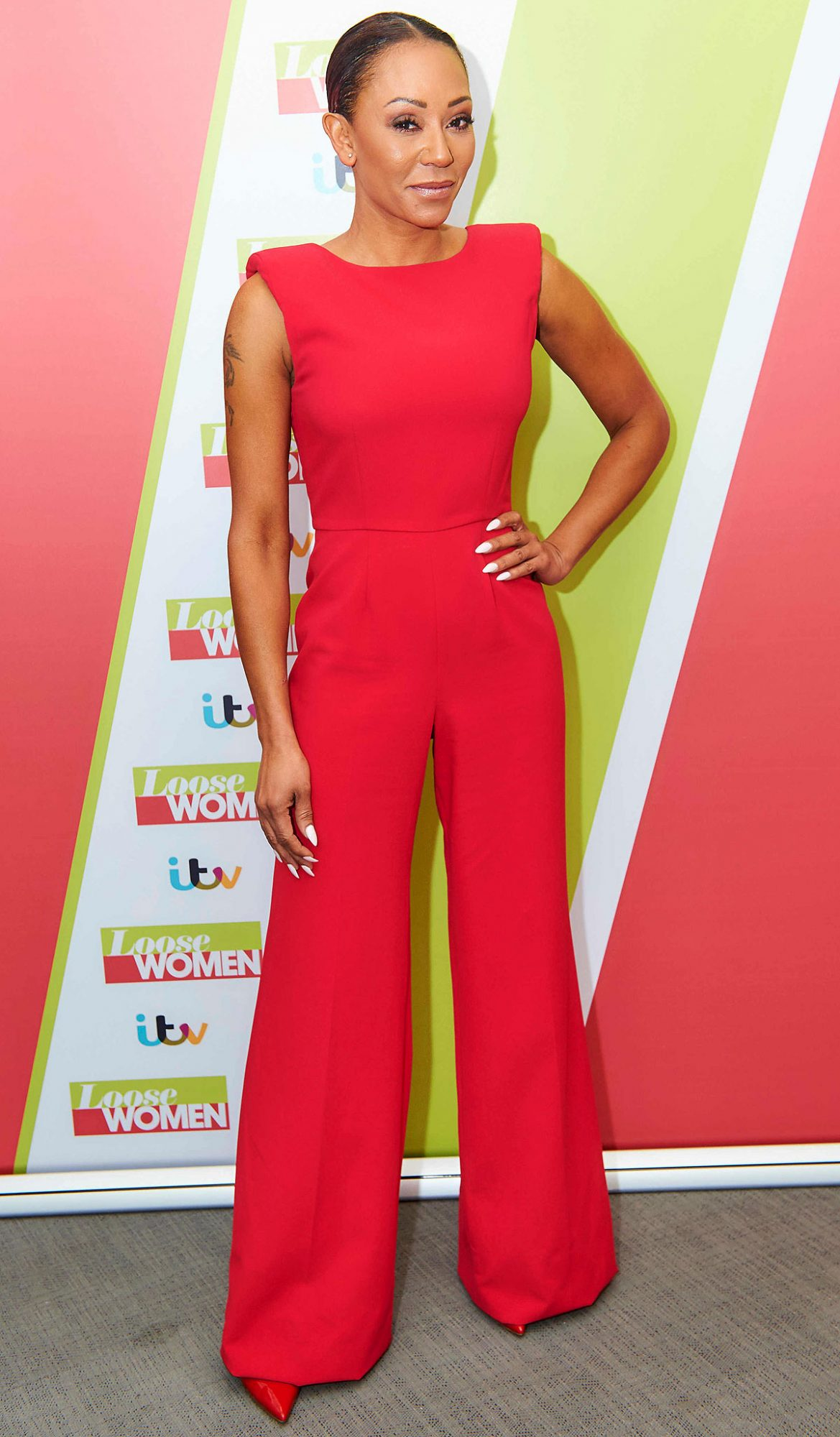 'Loose Women' TV show, London, UK - 09 May 2018