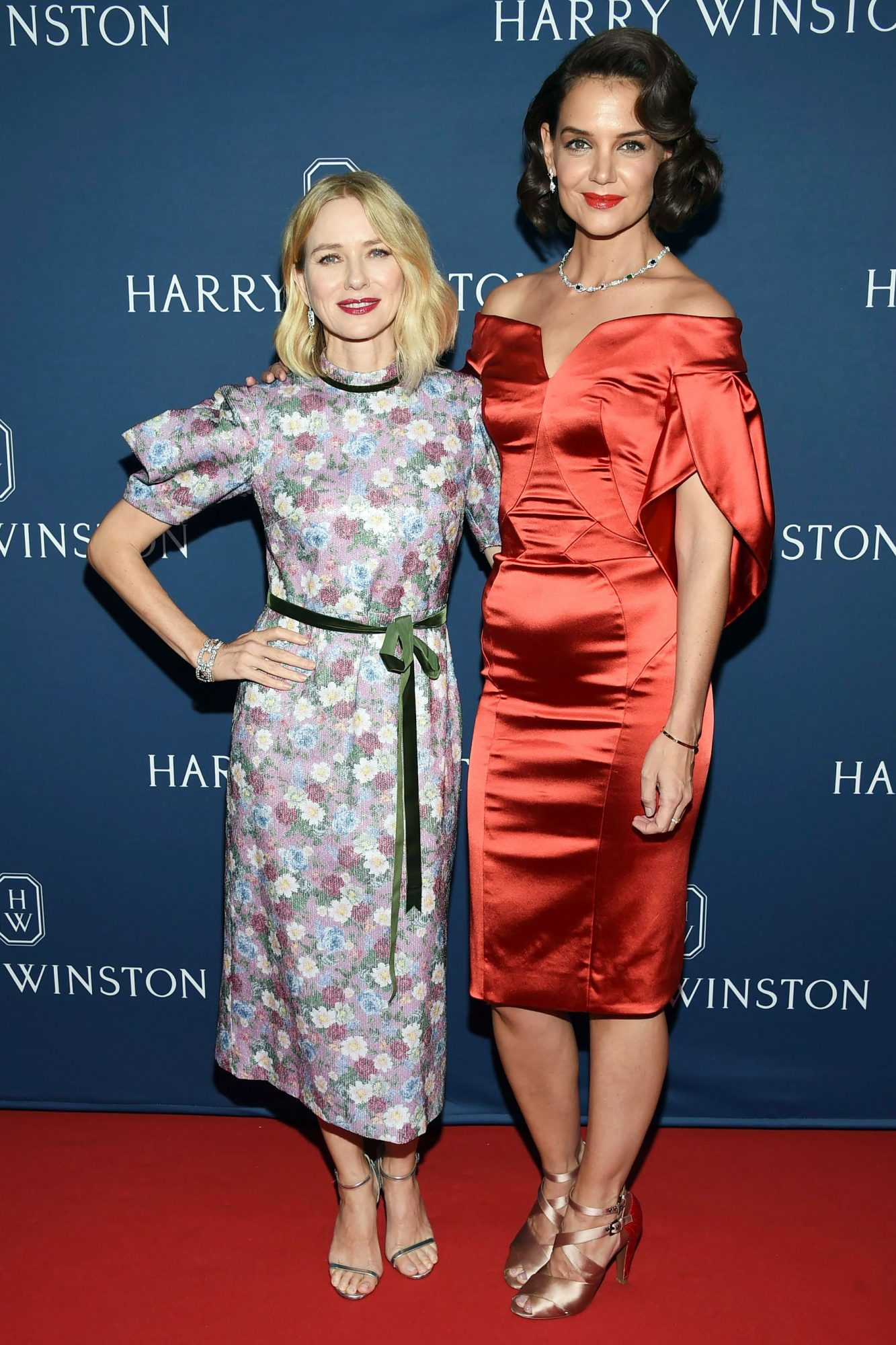 "The Harry Winston "" Collection"" Party, New York, USA - 20 Sep 2018"