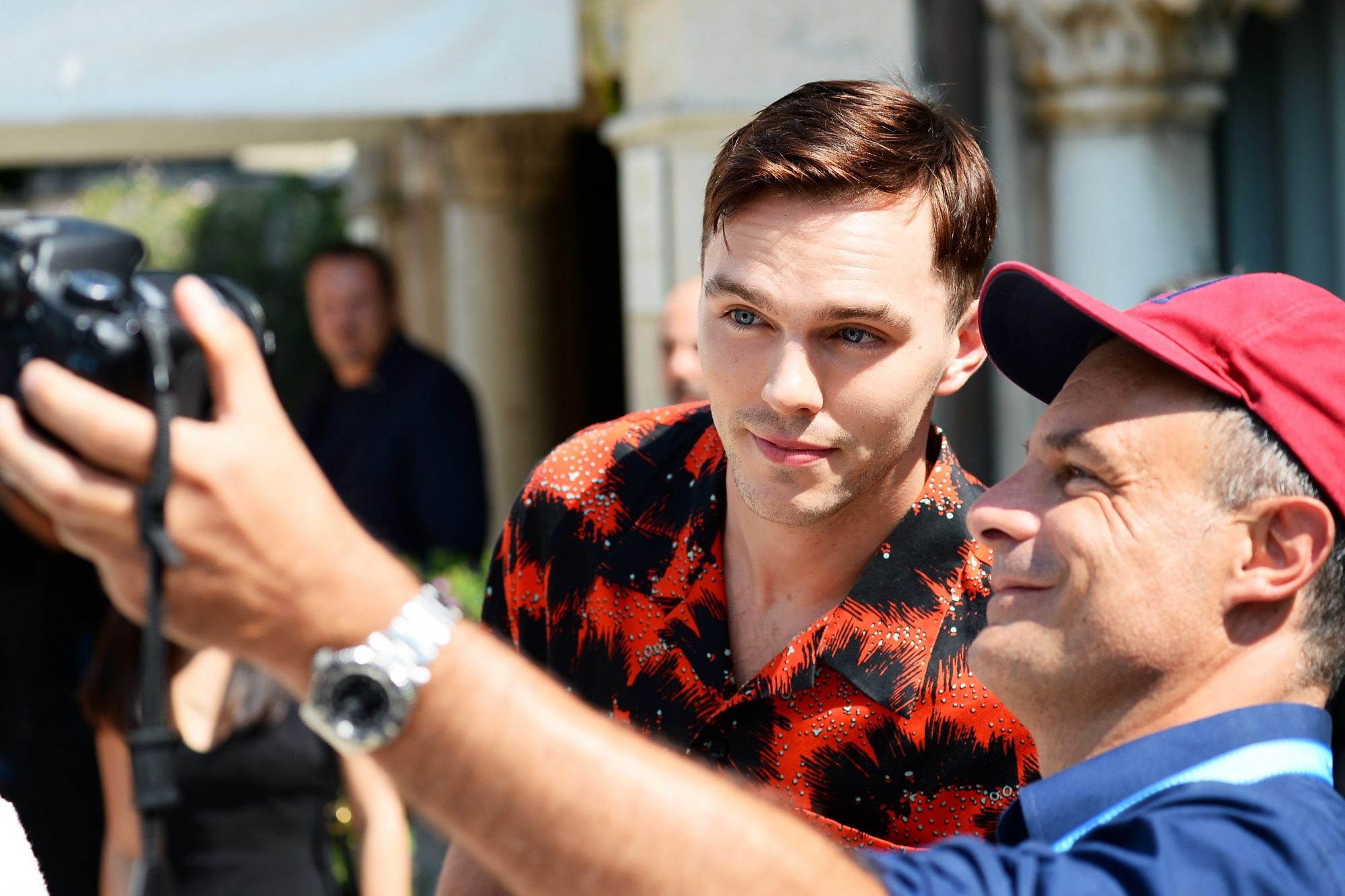 Celebrity Sightings at the 75th Venice Film Festival - August 29, 2018