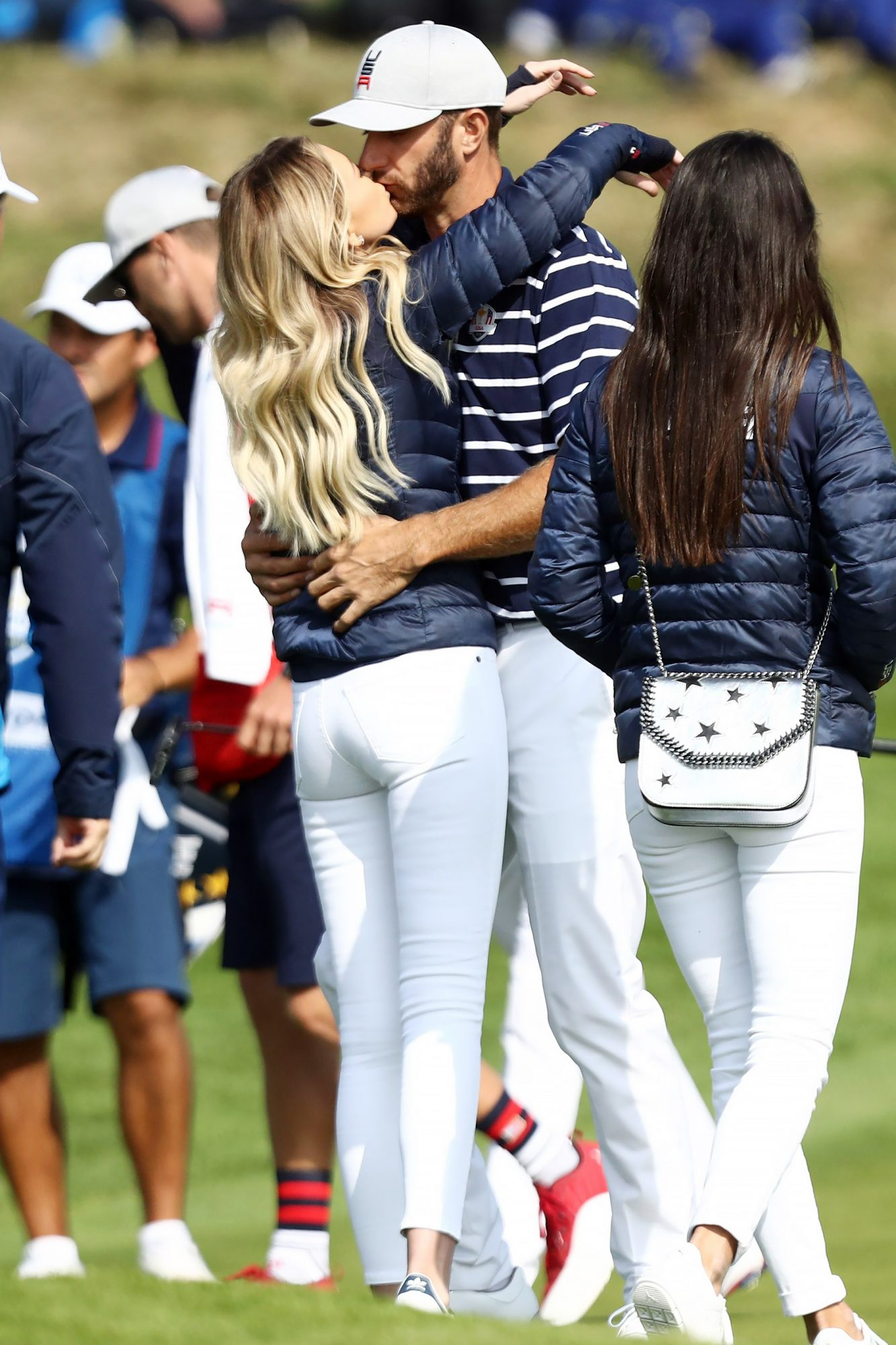 Ryder Cup 2018, Day One, Morning Fourballs, Golf, Le Golf National, Paris, France - 28 Sep 2018