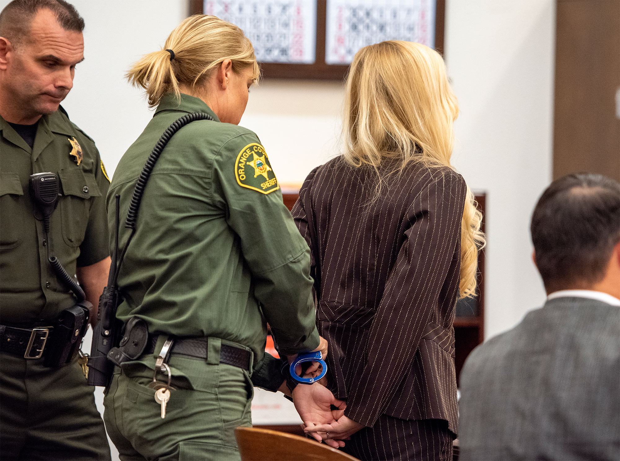 Jury Finds former Fiancee of Convicted Killer Daniel Wozniak Guilty of Being Accessory After the Fact