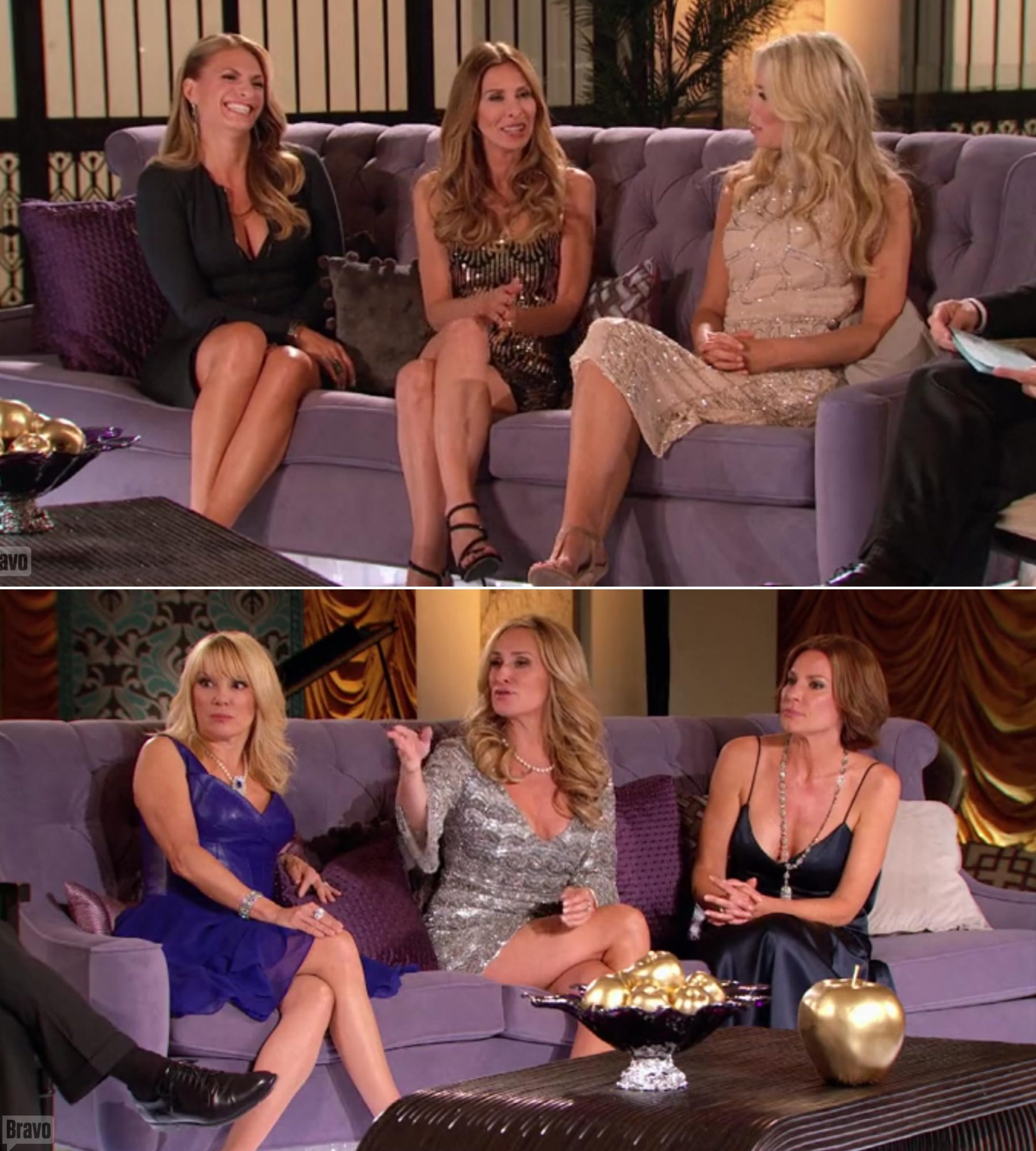 Real Housewives style