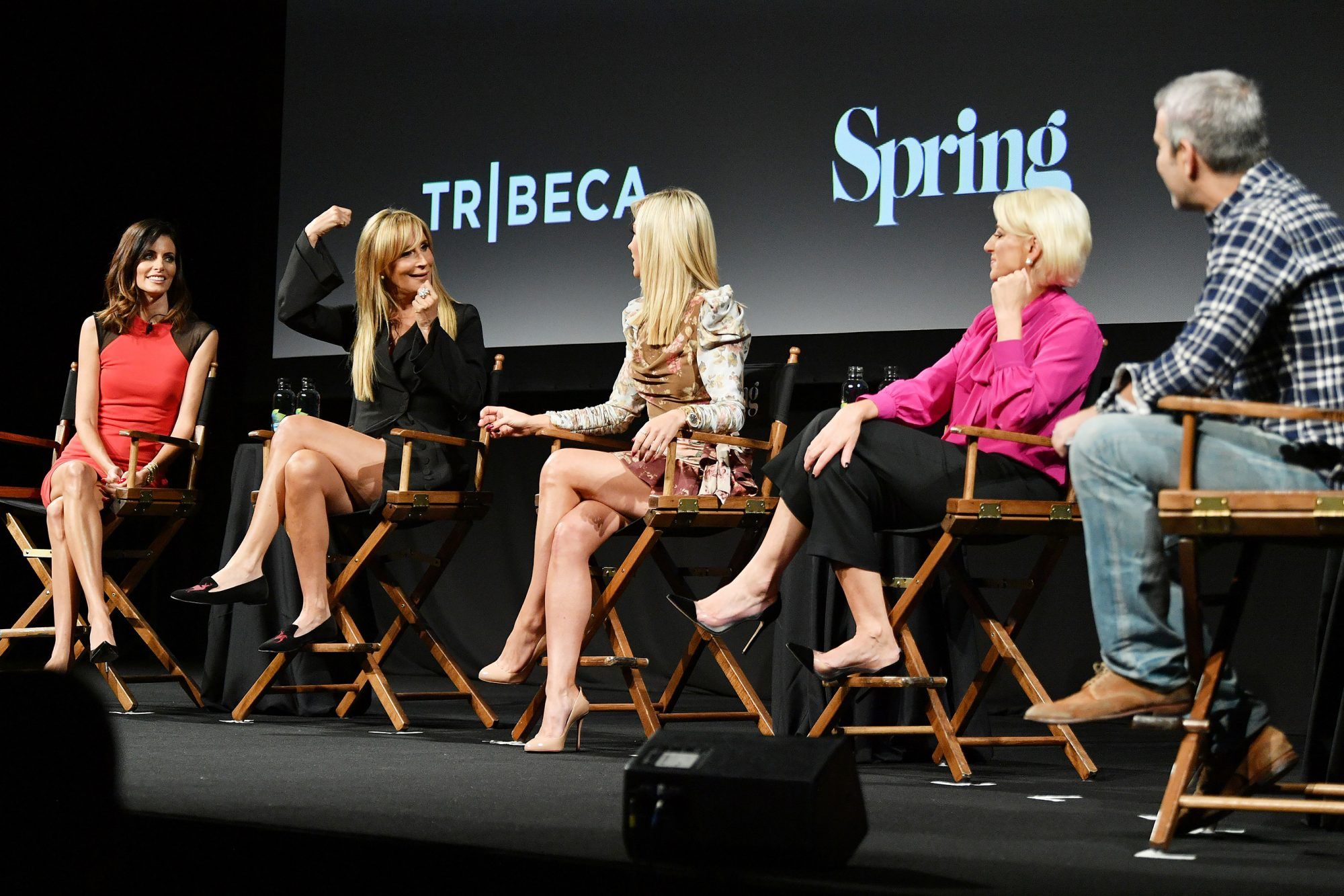 Tribeca Talks: The Real Housewives Of New York City - 2018 Tribeca TV Festival