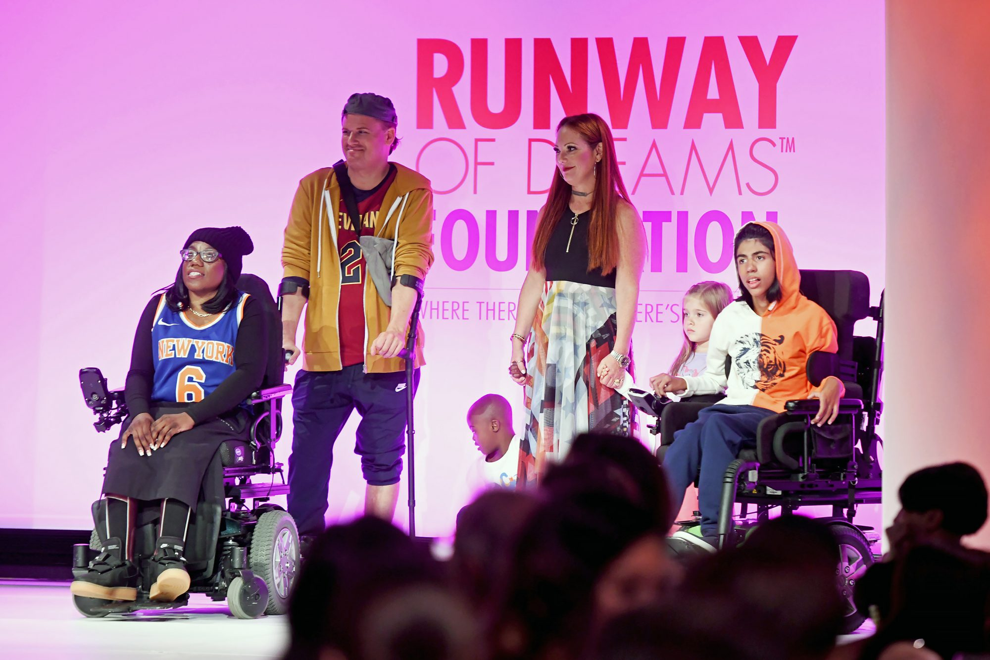 Runway Of Dreams Foundation Fashion Revolution Event