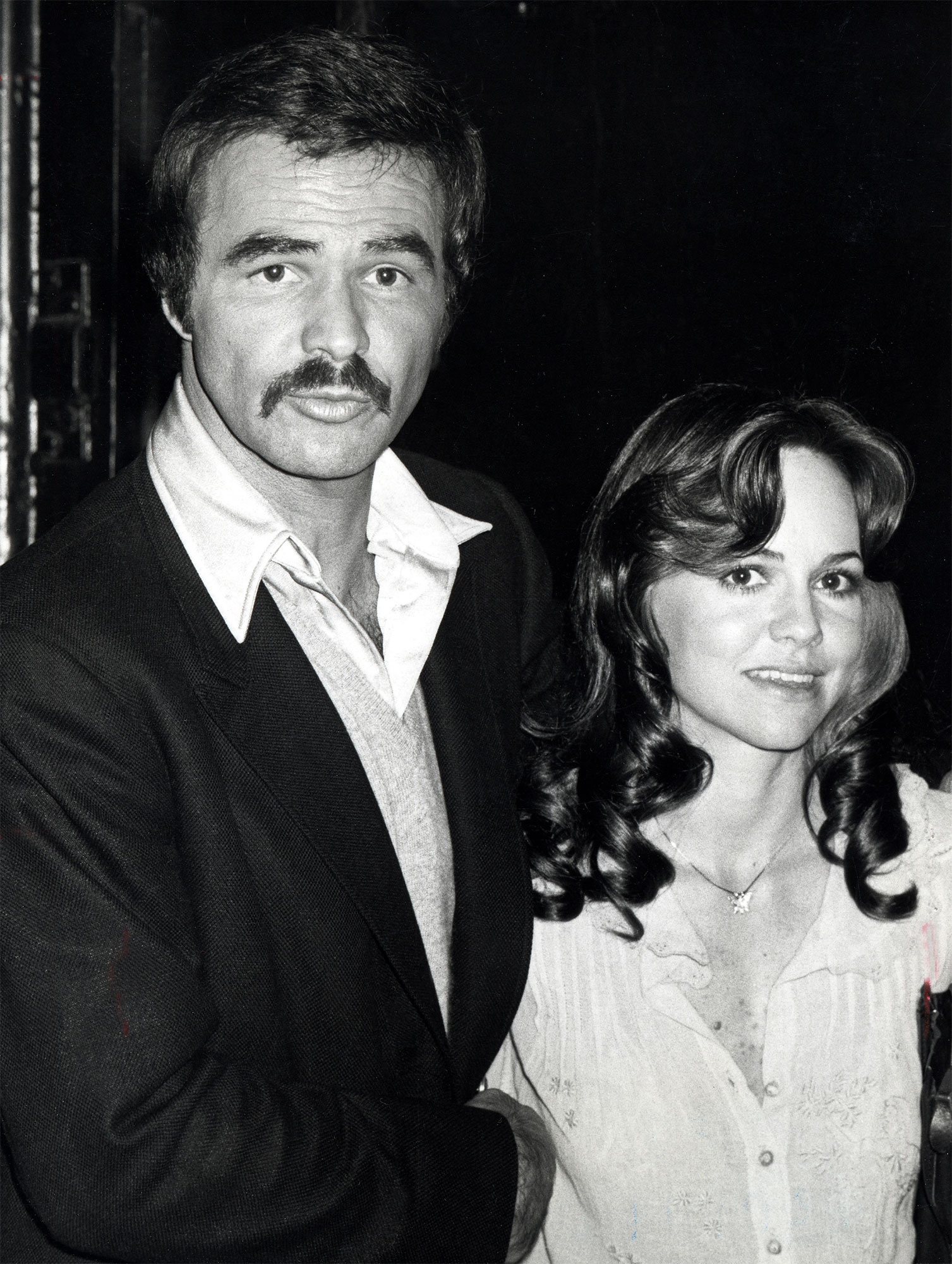 Bert Reynolds and Sally Field Sighting at Steak Pit Restaurant - March 15, 1978