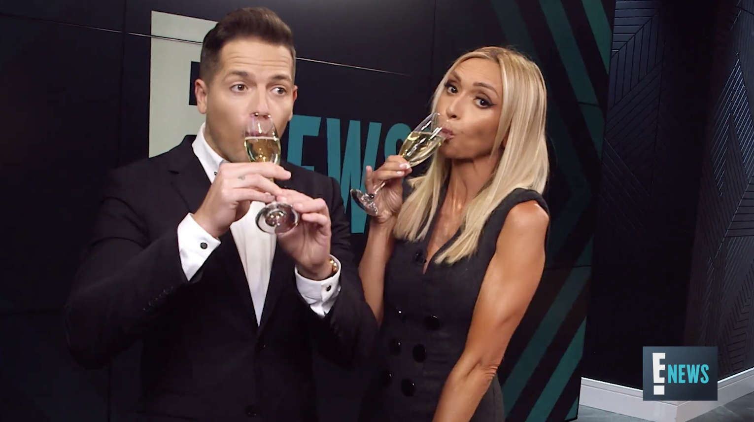 Giuliana Rancic, Jason Kennedy