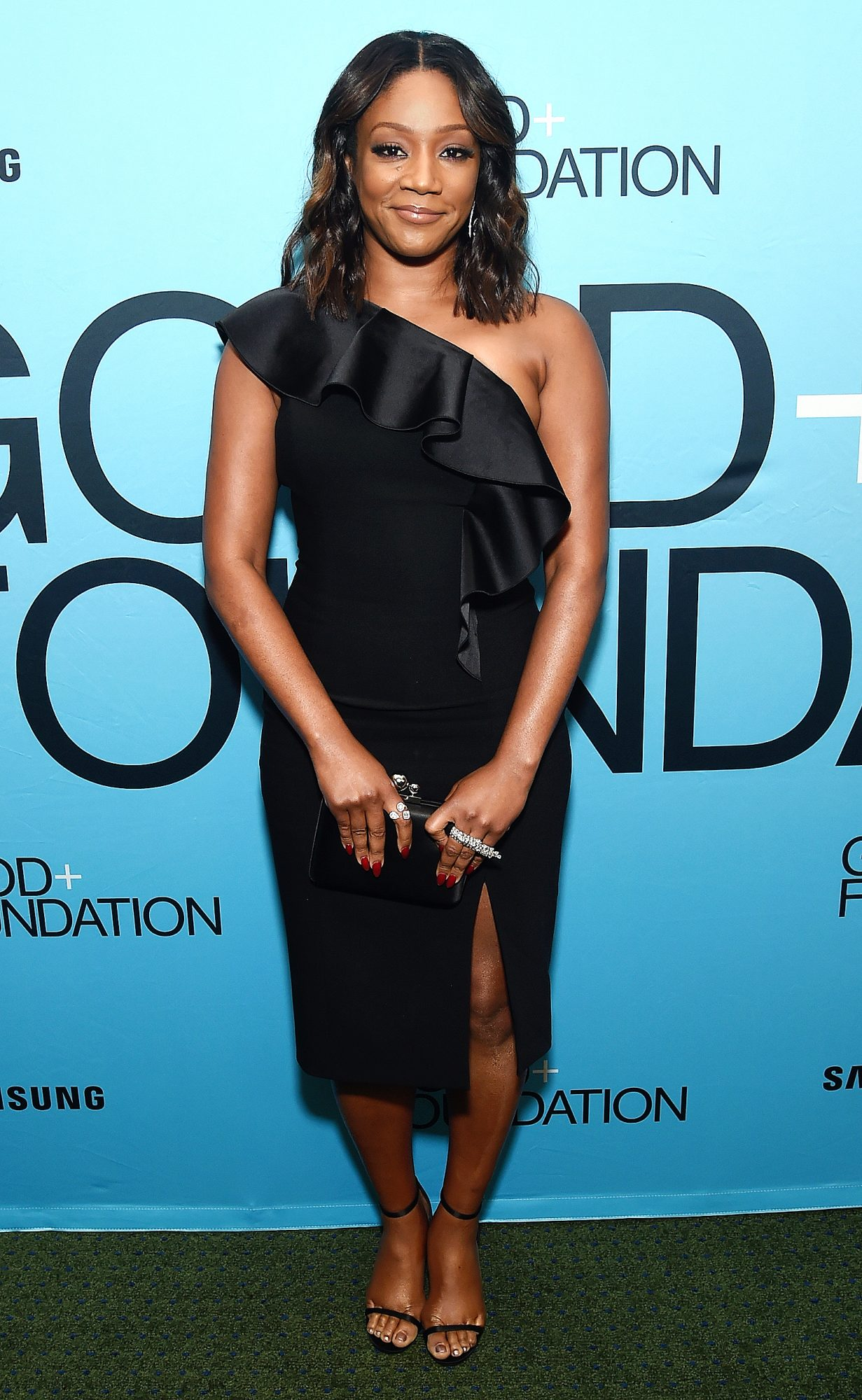 TIFFANY HADDISH: CLEAN YOURSELF VERY THOROUGHLY
