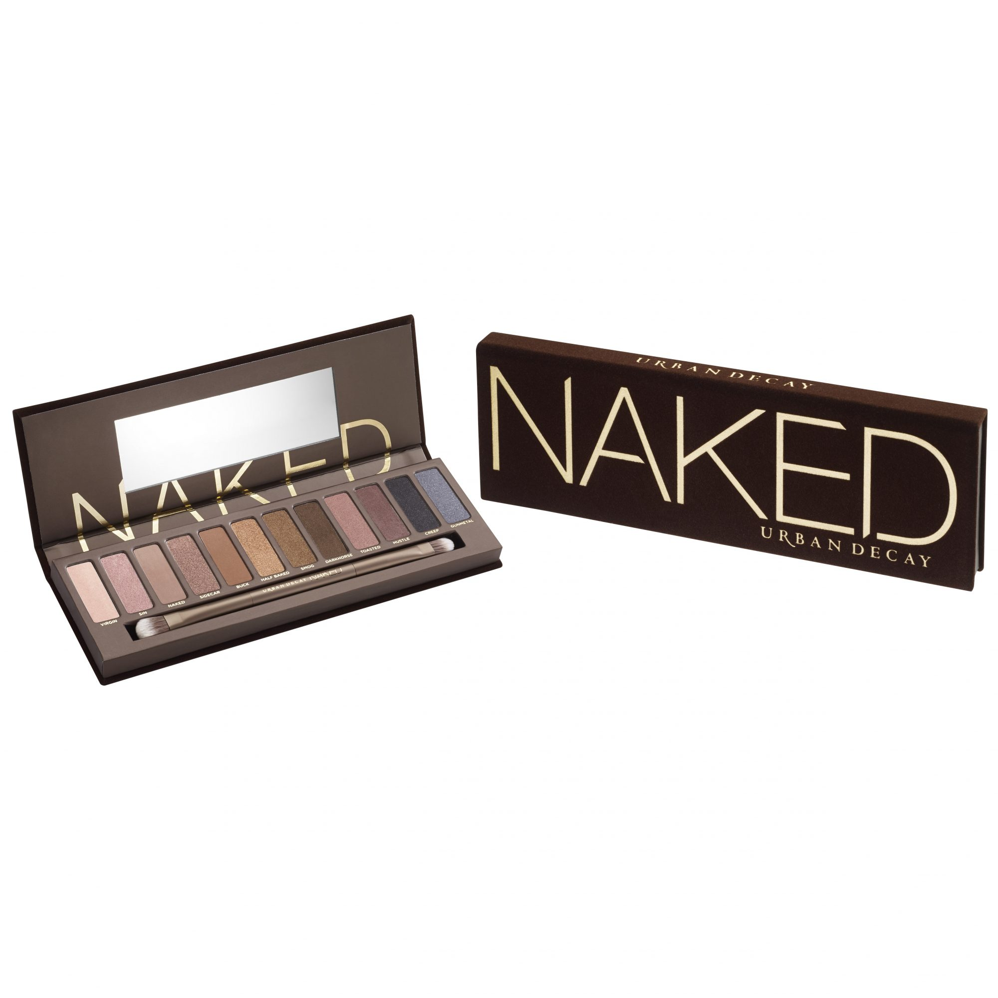 Urban Decay NAKED Group Shot