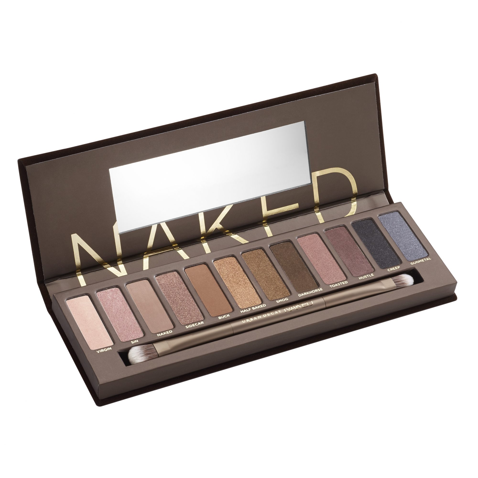 Urban Decay NAKED - Inside