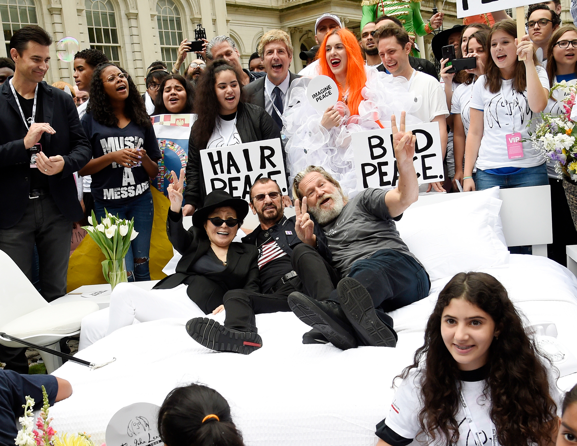 The Lennon Bus Presented By OWC Launches Come Together NYC