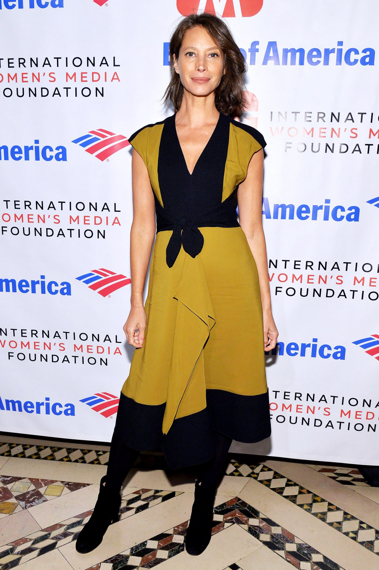 Courage in Journalism awards ceremony, New York, USA - 25 Oct 2018