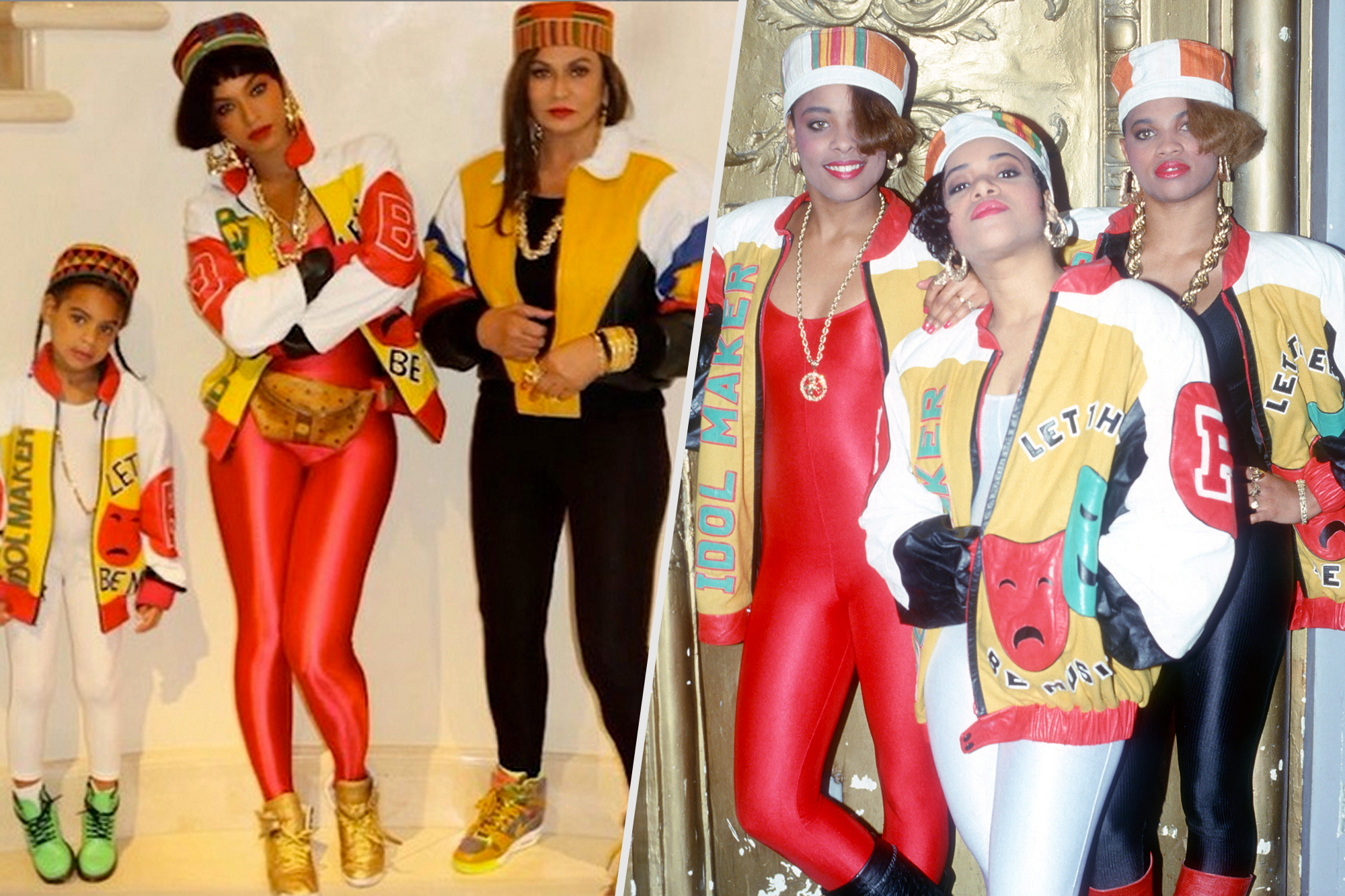 Beyonce - Costumes