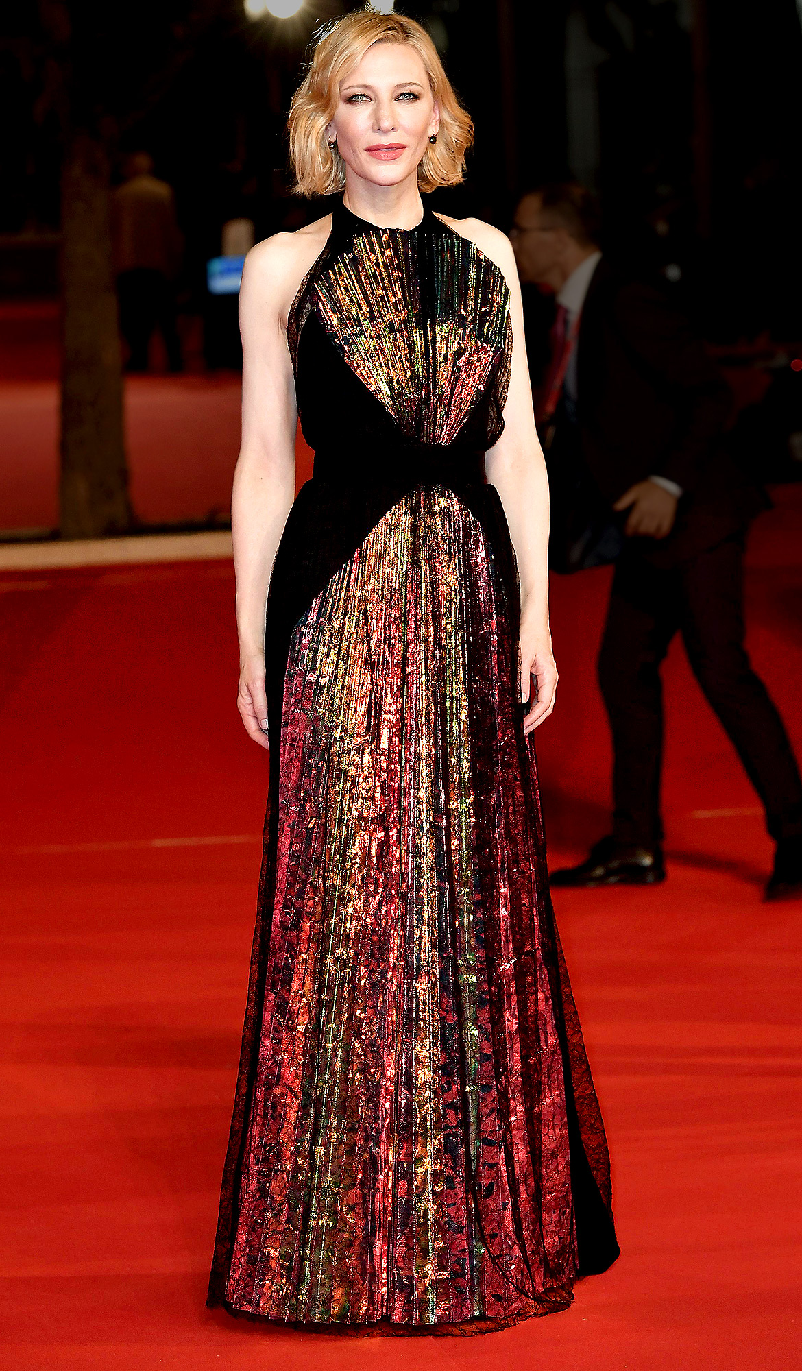 'The House with a Clock in Its Walls' premiere, Rome Film Festival, Italy - 19 Oct 2018