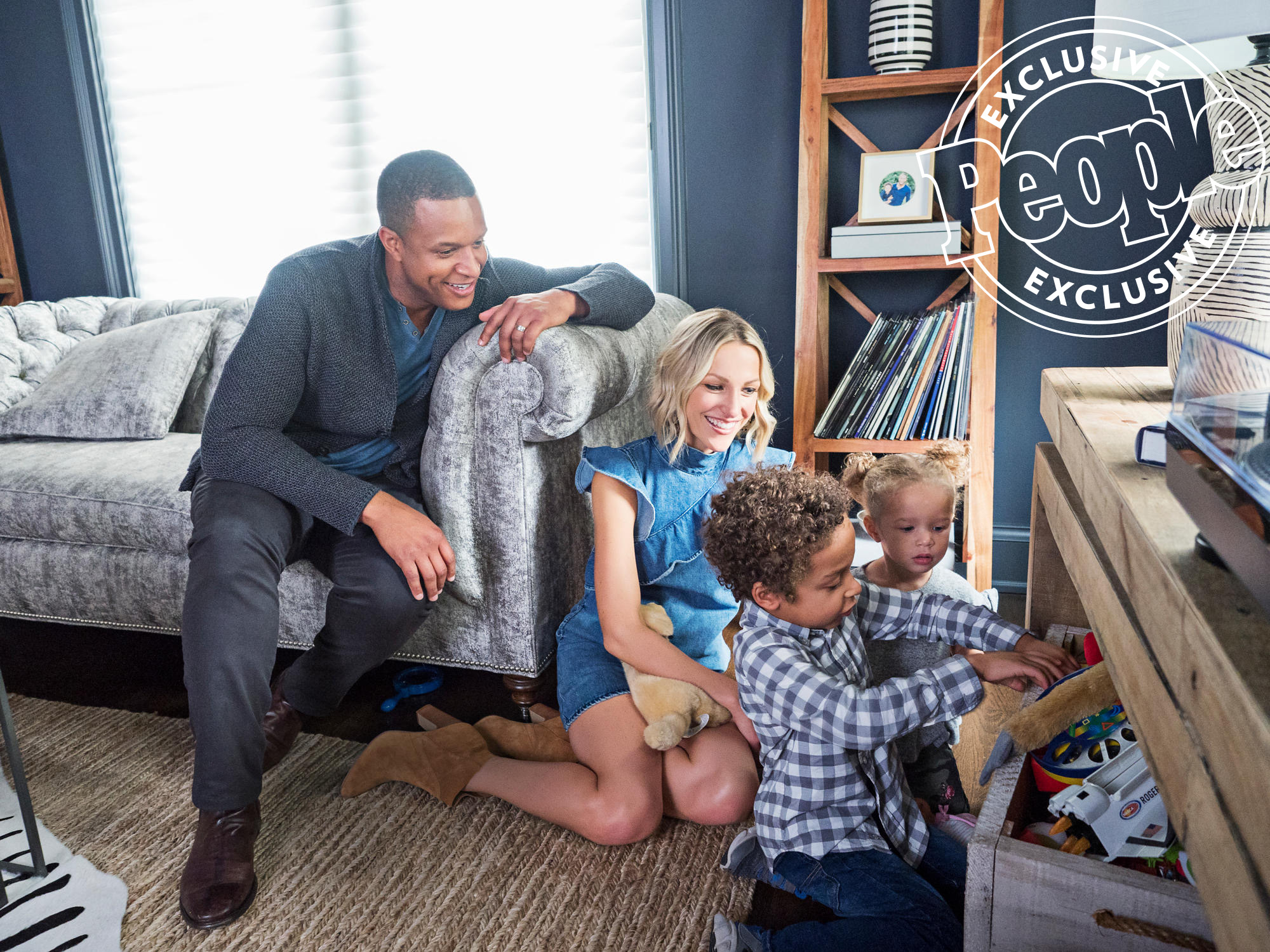 At Home with Craig Melvin