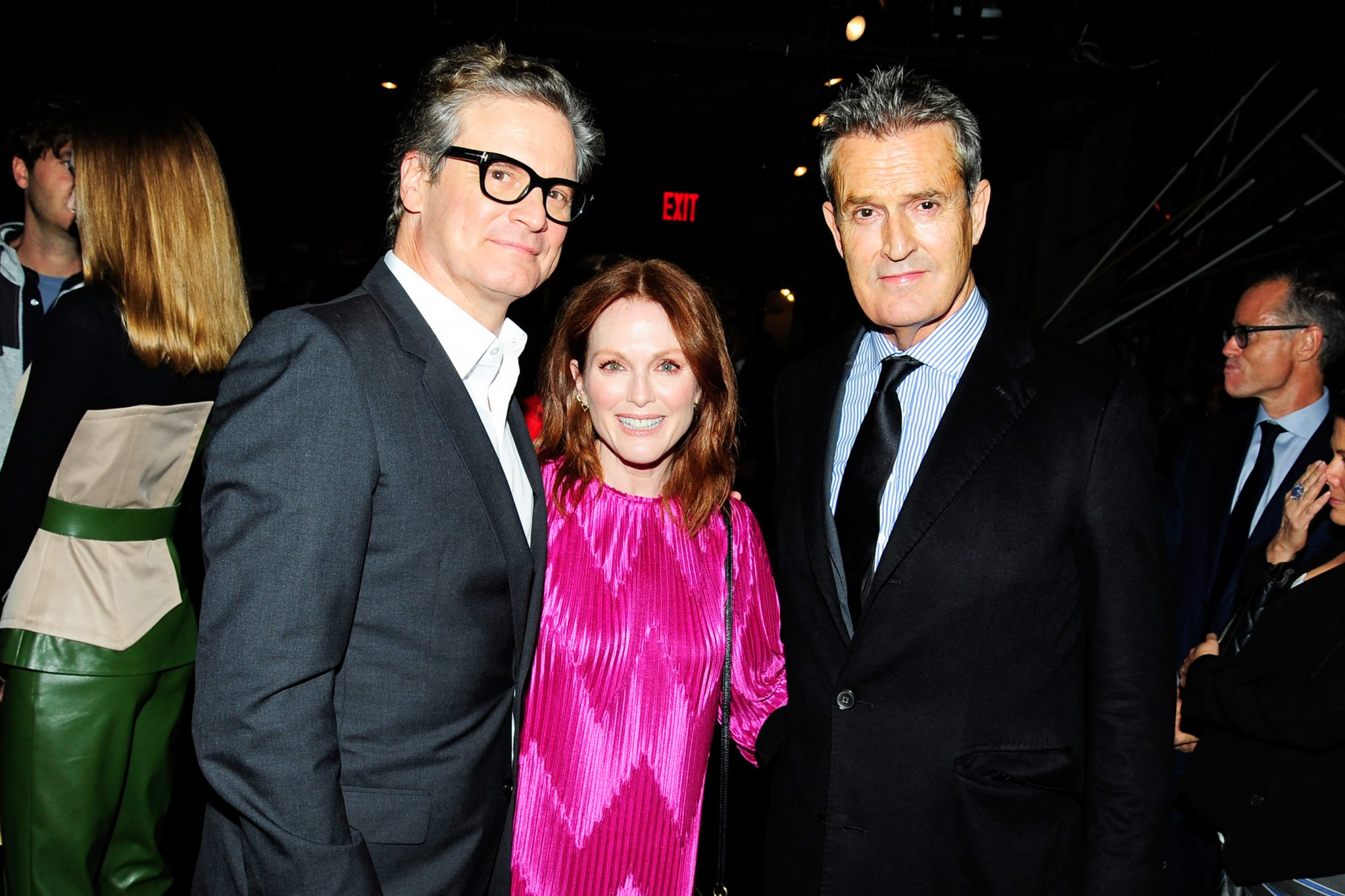 """The Cinema Society And Brooks Brothers Host The After Party For Sony Pictures Classics' """"The Happy Prince"""""""