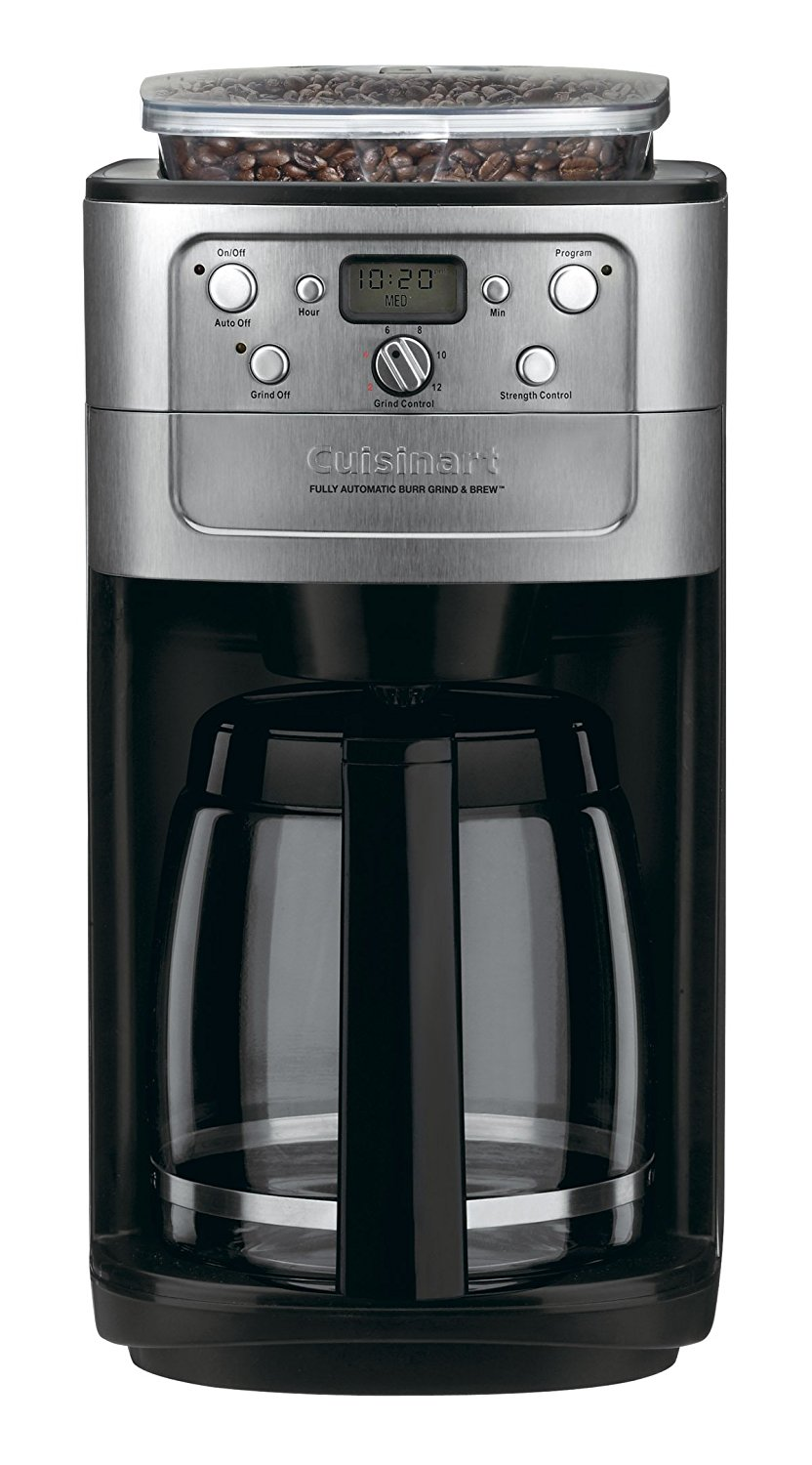 Cuisinart Grind & Brew 12 Cup Coffee Maker