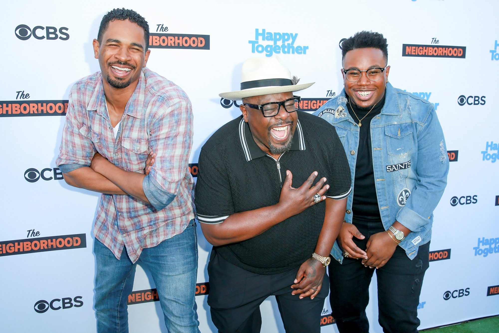 """CBS Hosts Social Happy Hour Viewing Party For """"The Neighborhood"""" And """"Happy Together"""""""