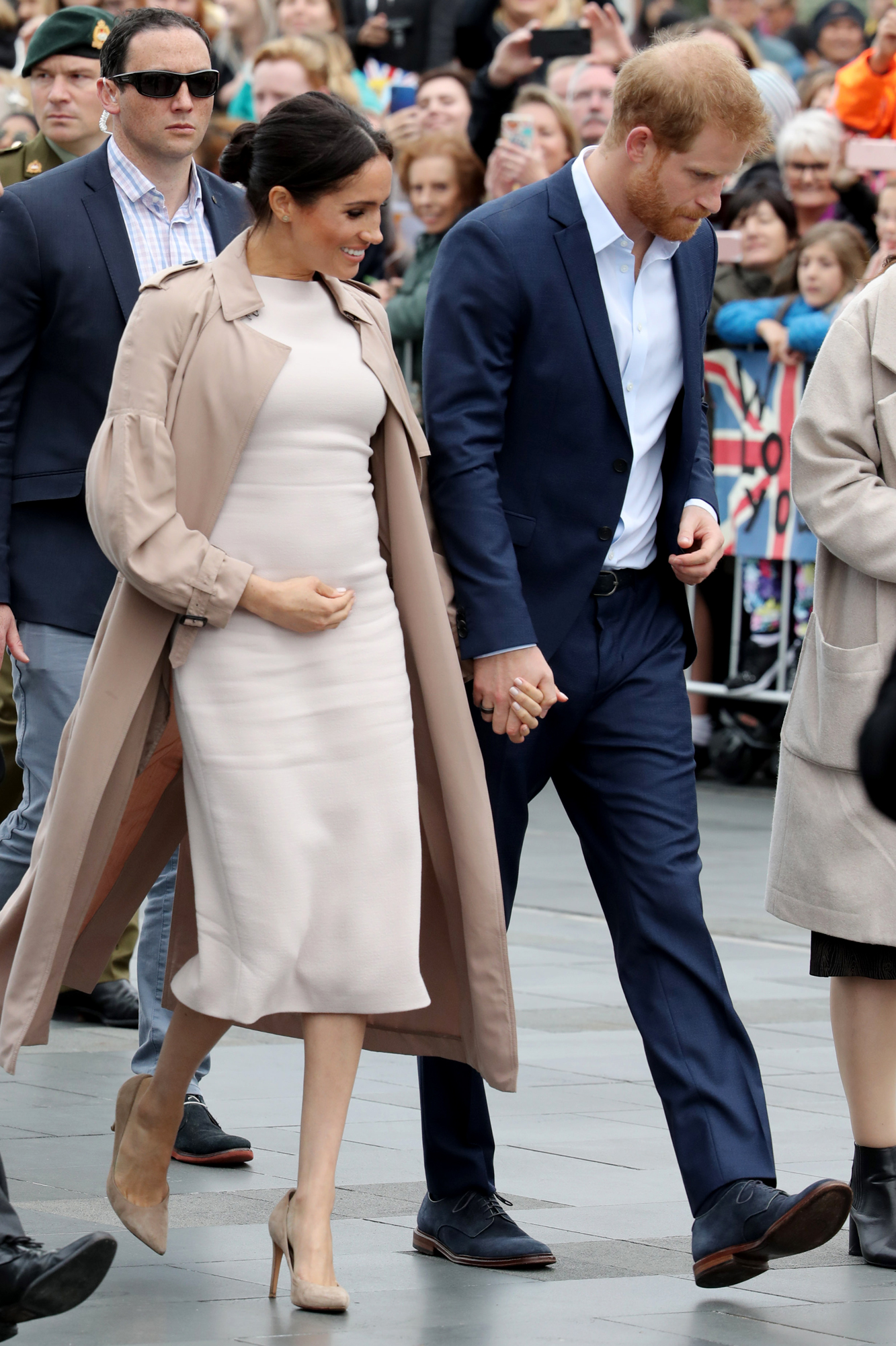 Prince Harry and Meghan Duchess of Sussex tour of New Zealand - 30 Oct 2018