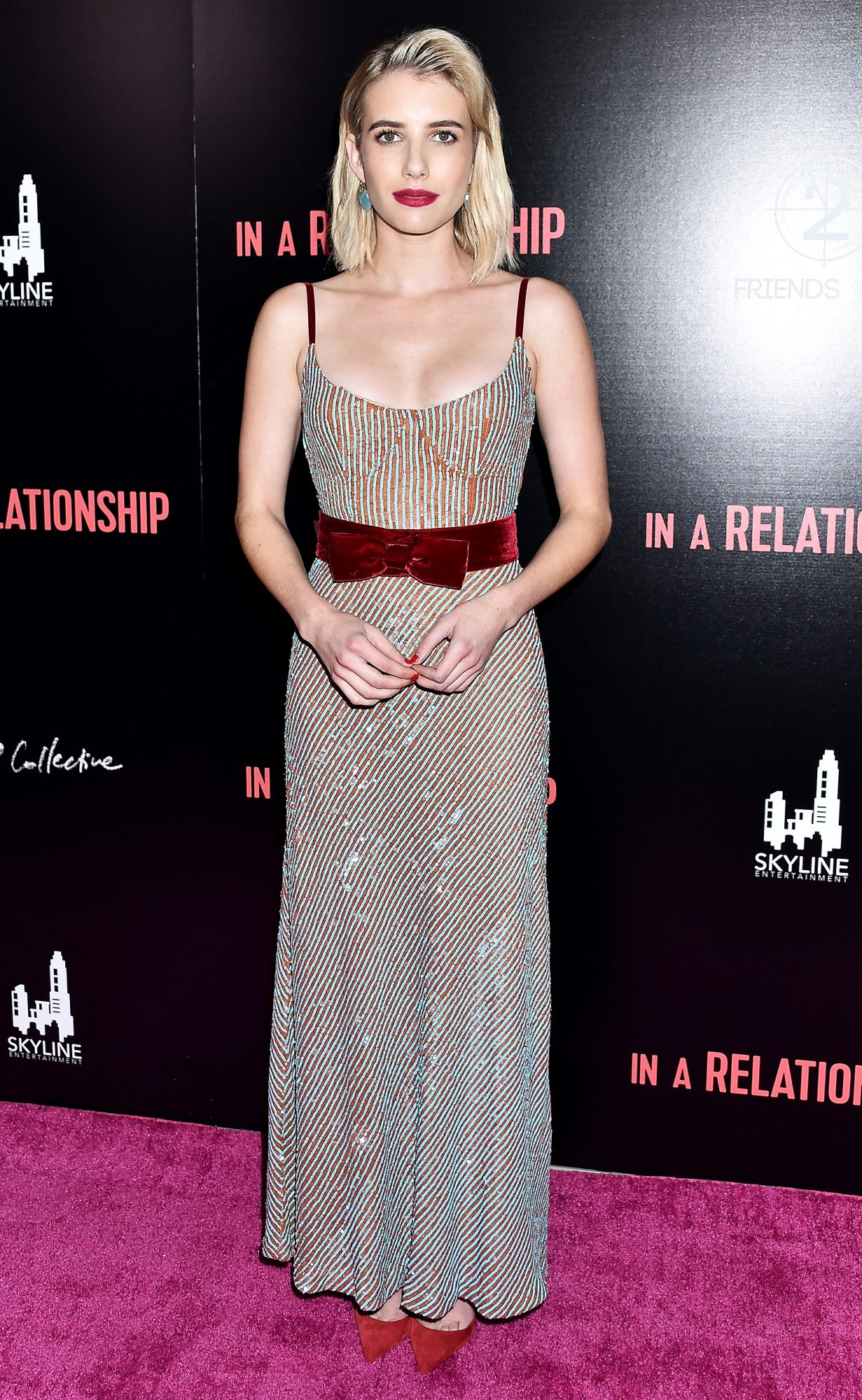 "Vertical Entertainment Presents ""In A Relationship"" Premiere - Arrivals"