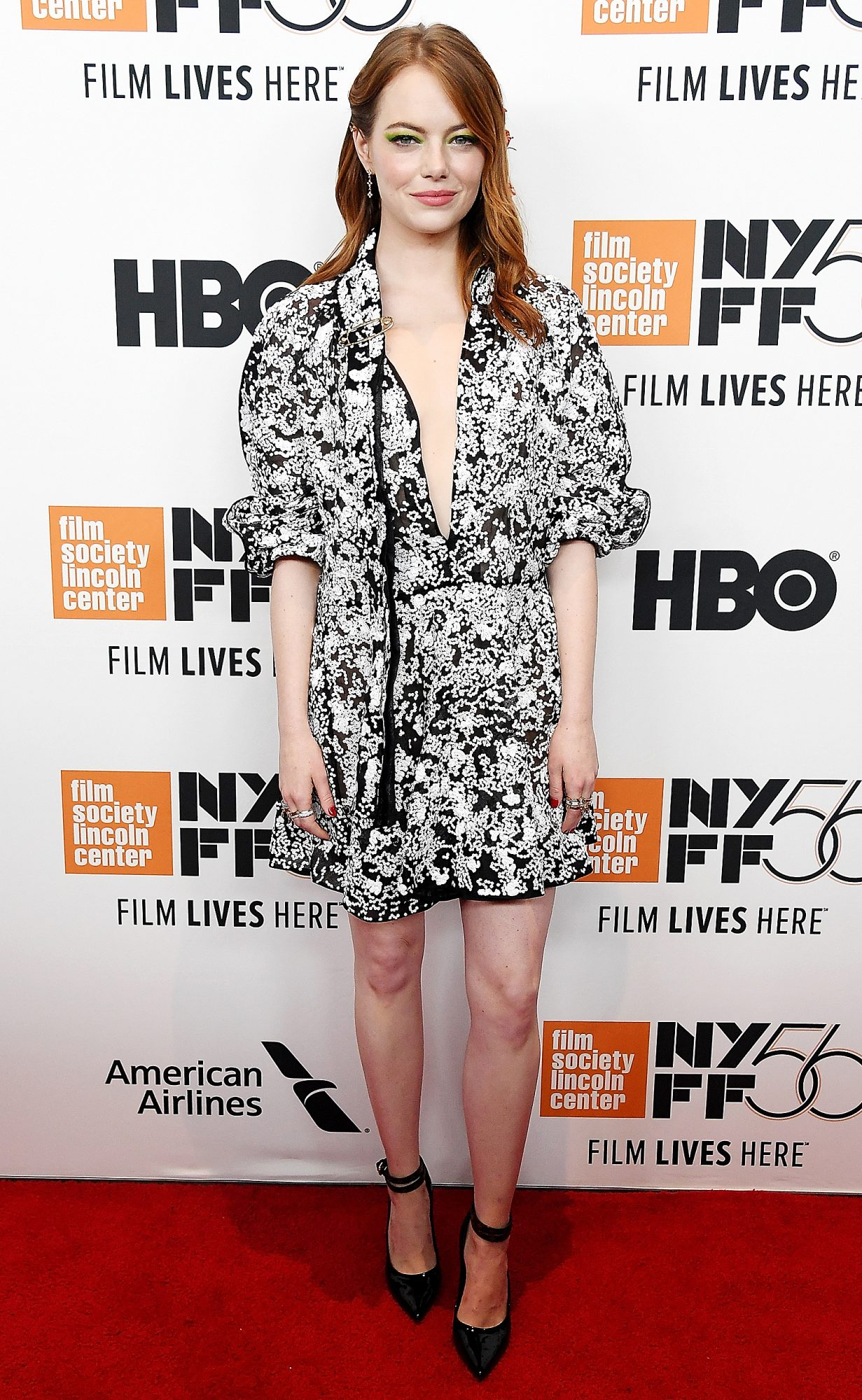 "56th New York Film Festival - Opening Night Premiere Of ""The Favourite"""