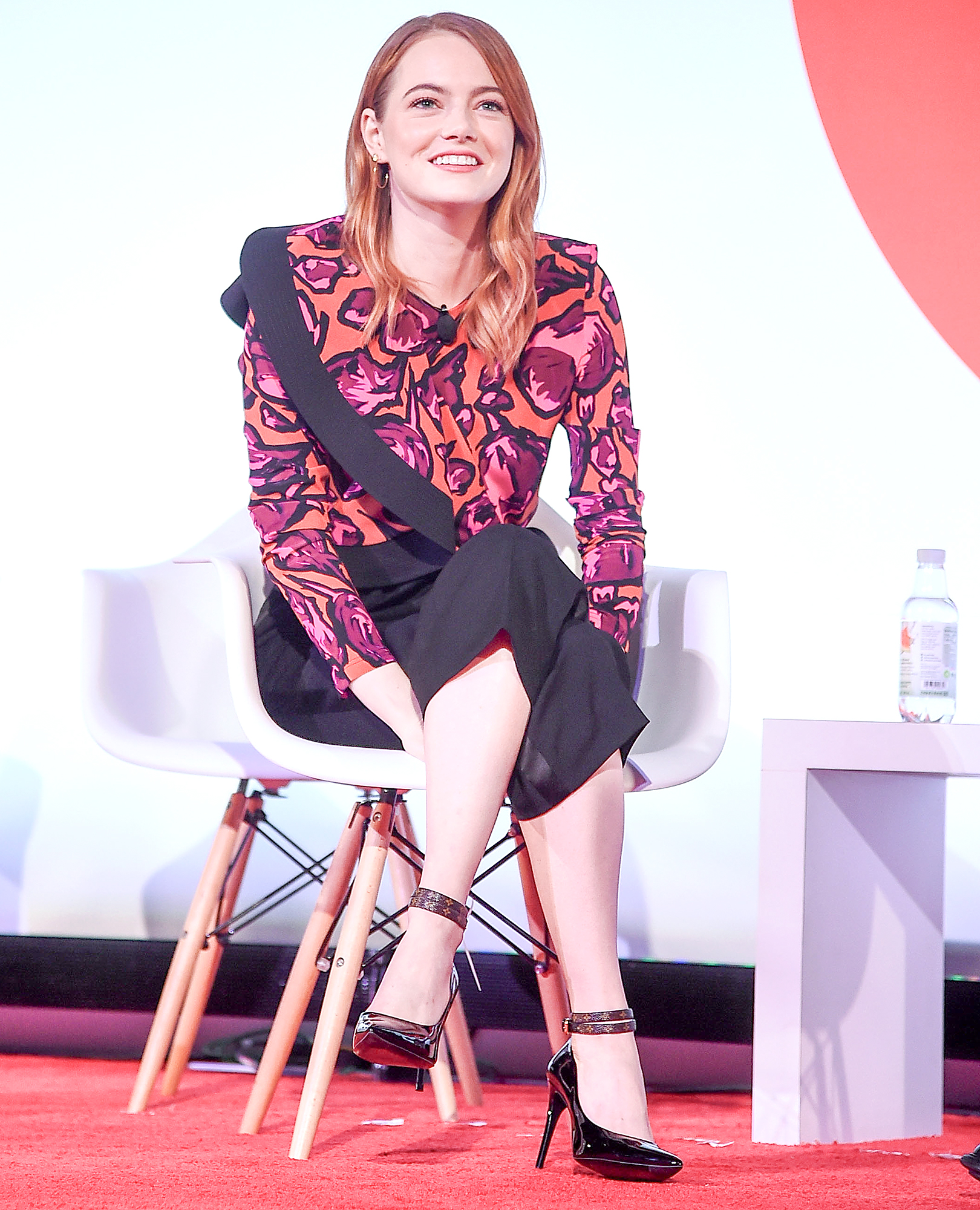 Great Minds Think Unalike: A Conversation With Emma Stone And Dr. Harold S. Koplewicz