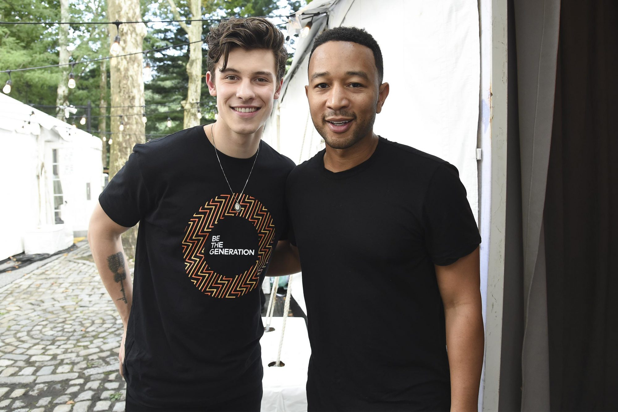 2018 Global Citizen Festival: Be The Generation - Backstage
