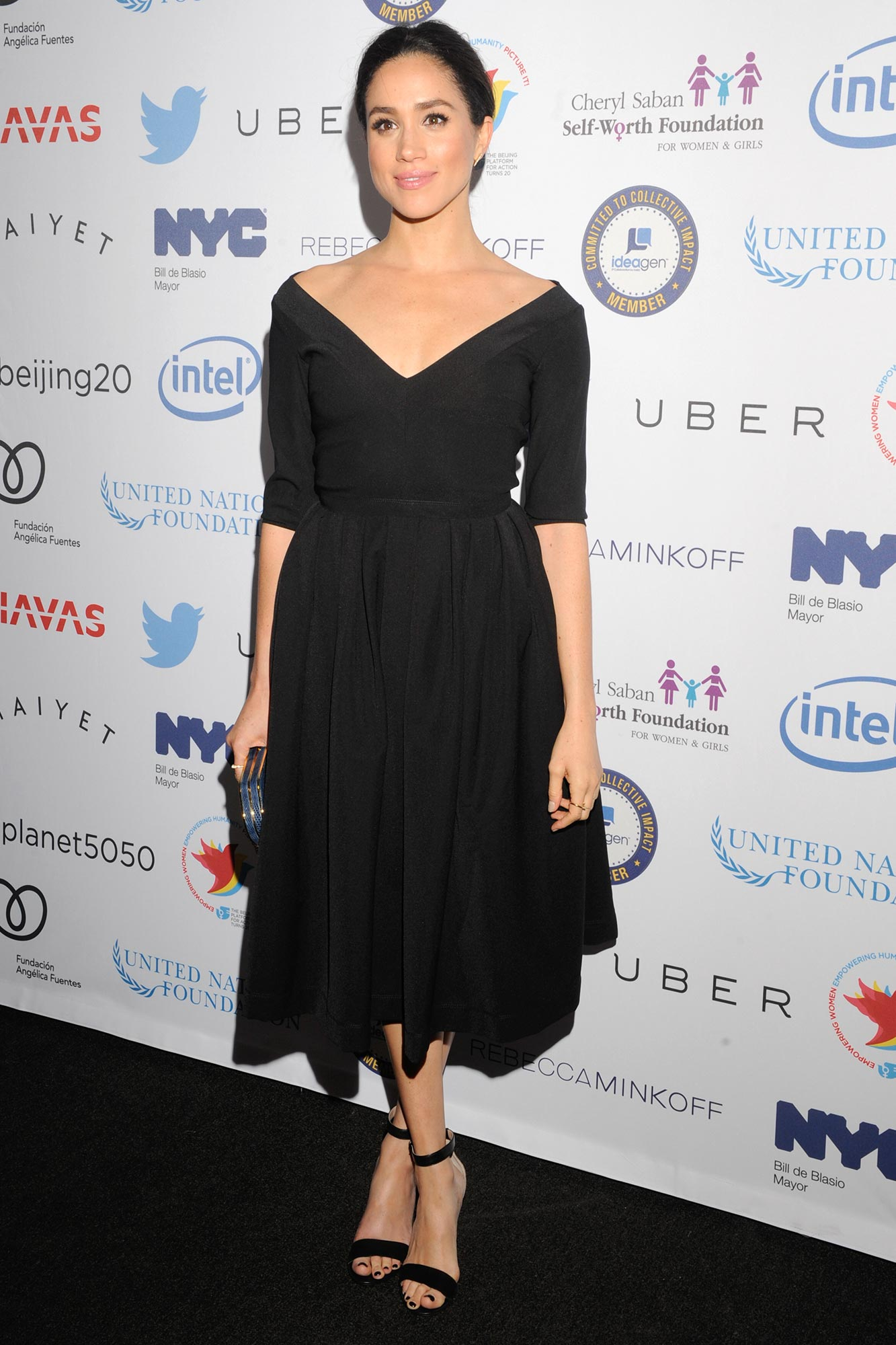 meghan markle best little black dresses and how to get her looks for less people com https people com royals meghan markle little black dresses