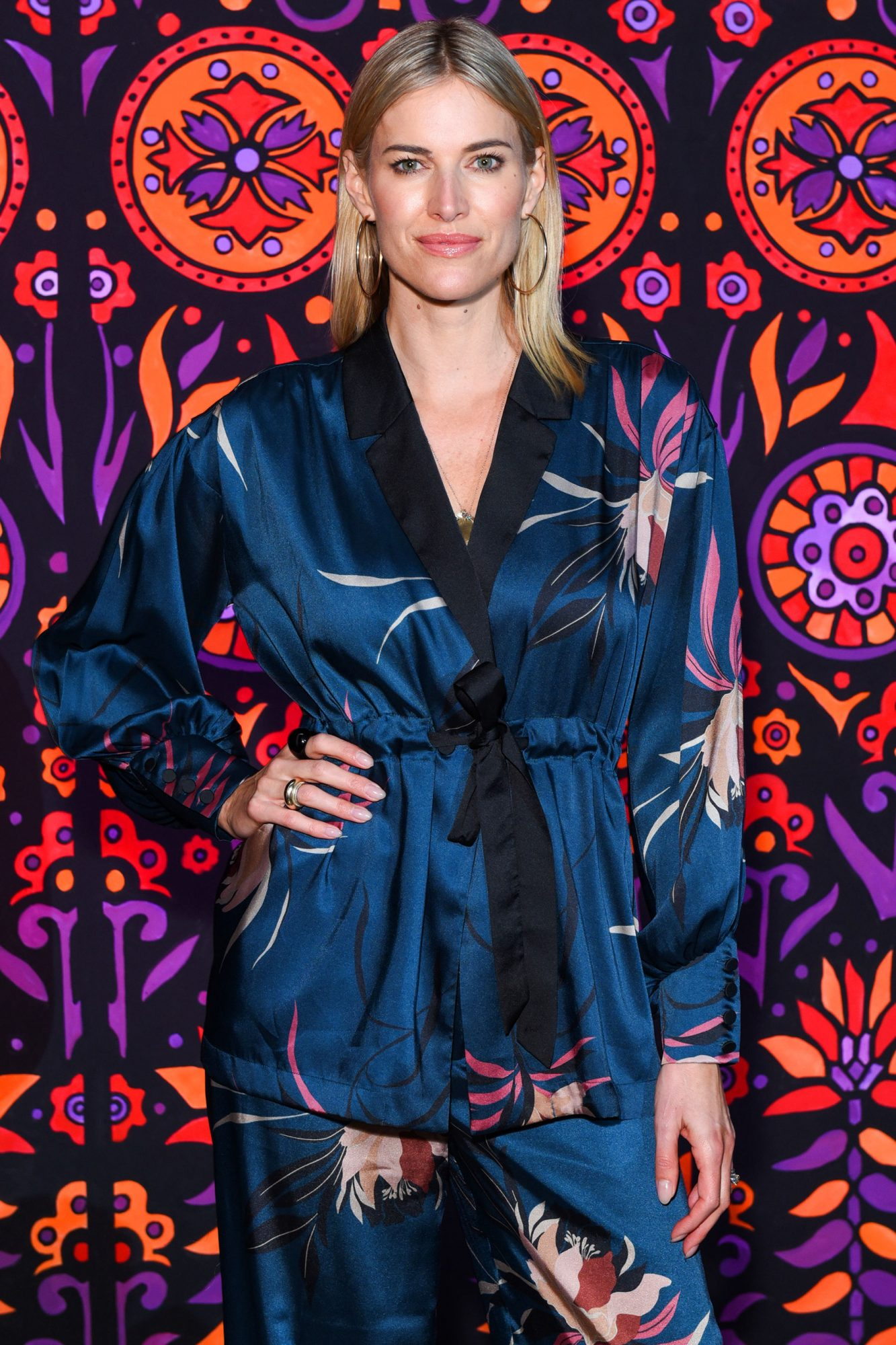 Anna Sui - Front Row - February 2018 - New York Fashion Week: The Shows