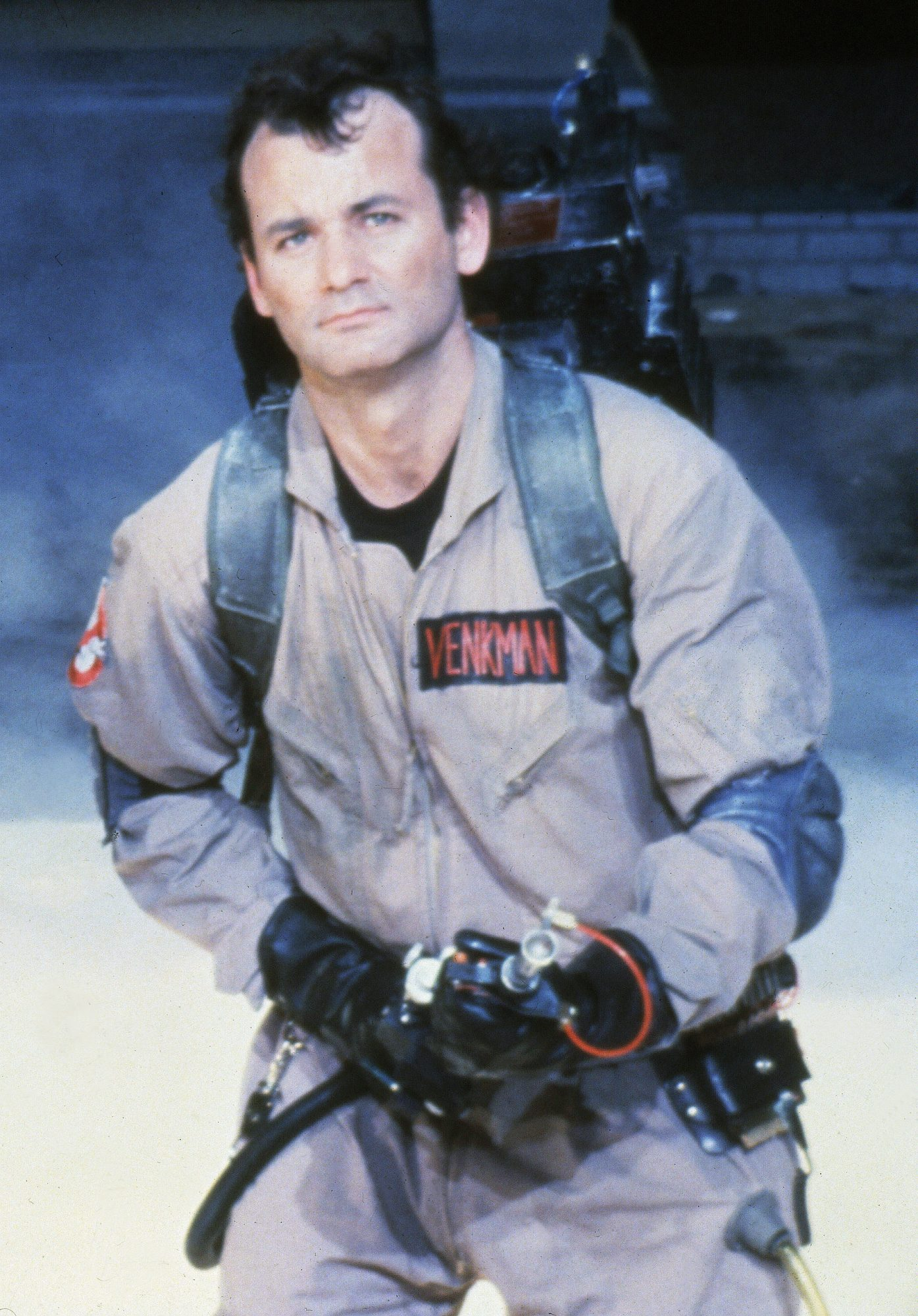 BILL MURRAY ON GHOSTBUSTERS