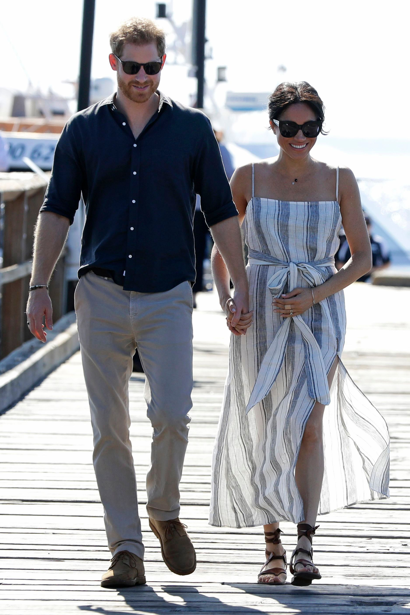 Britain Royals, Fraser Island, Australia - 22 Oct 2018